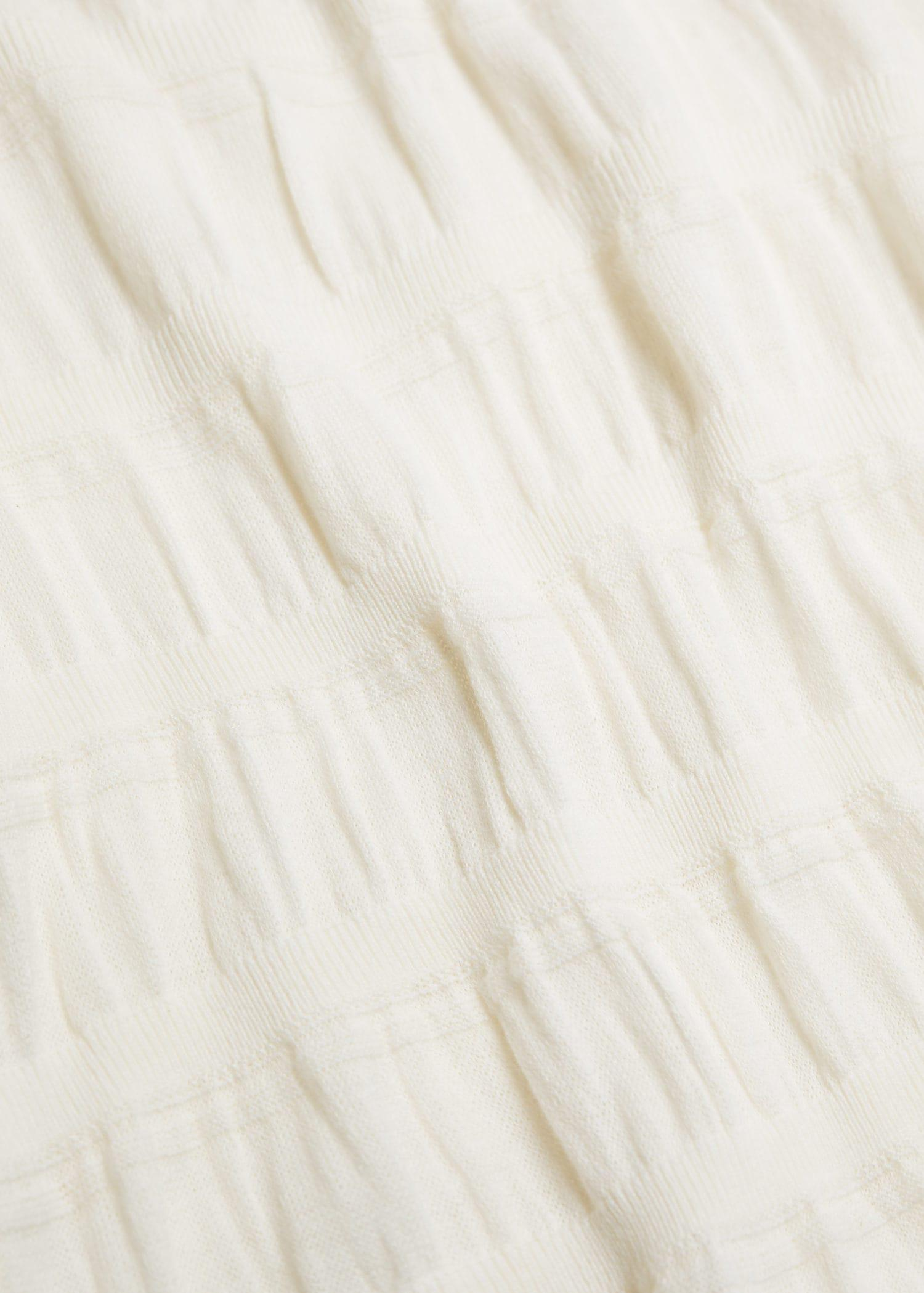 Ruched detail sweater 6