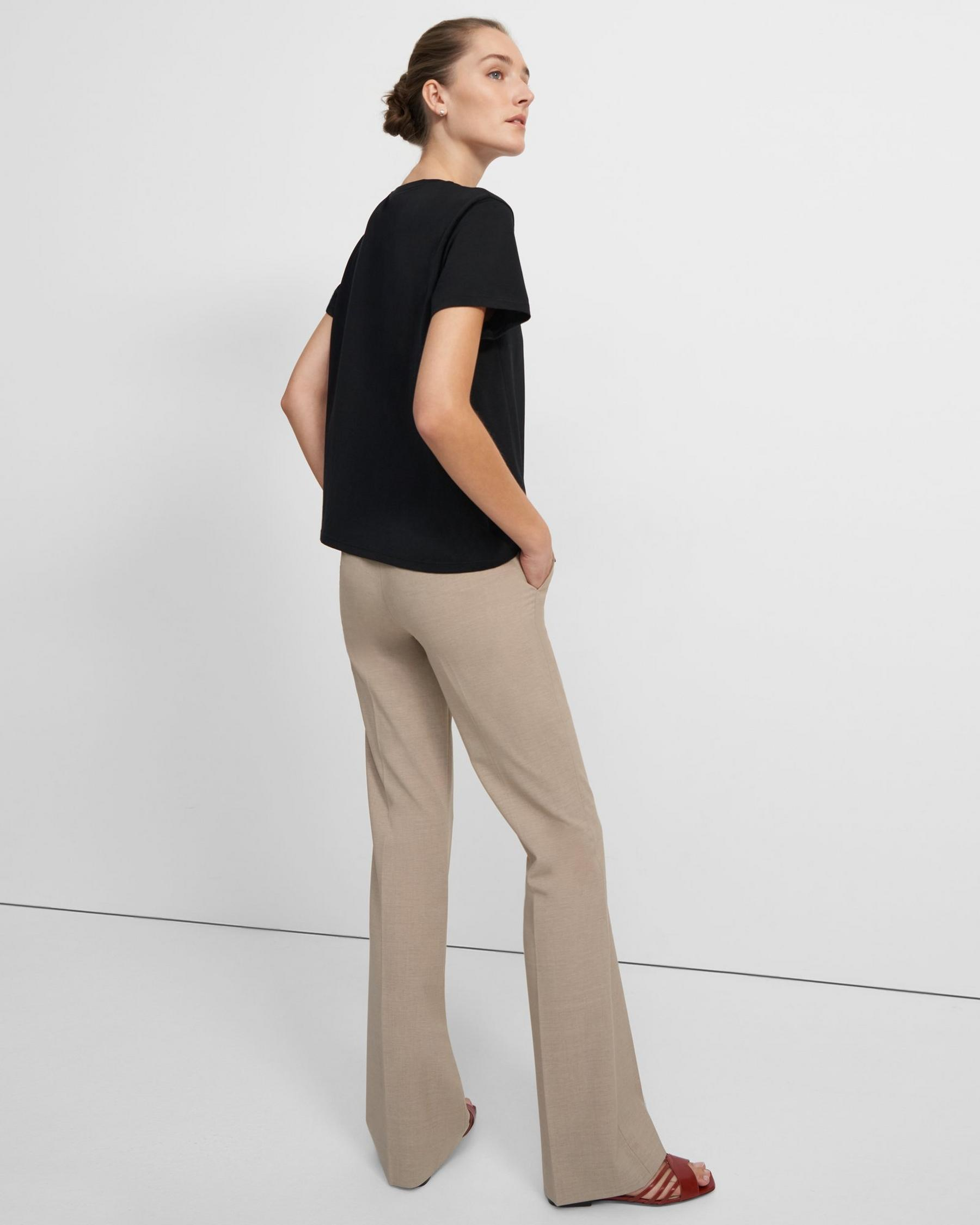 A-Line Tee in Cotton 2