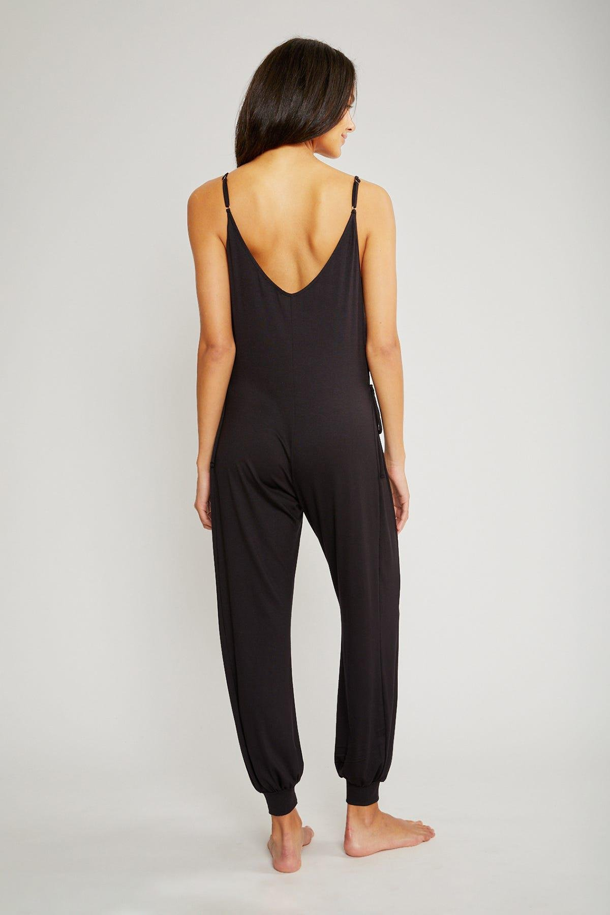 Finley Knotted Jumpsuit 0