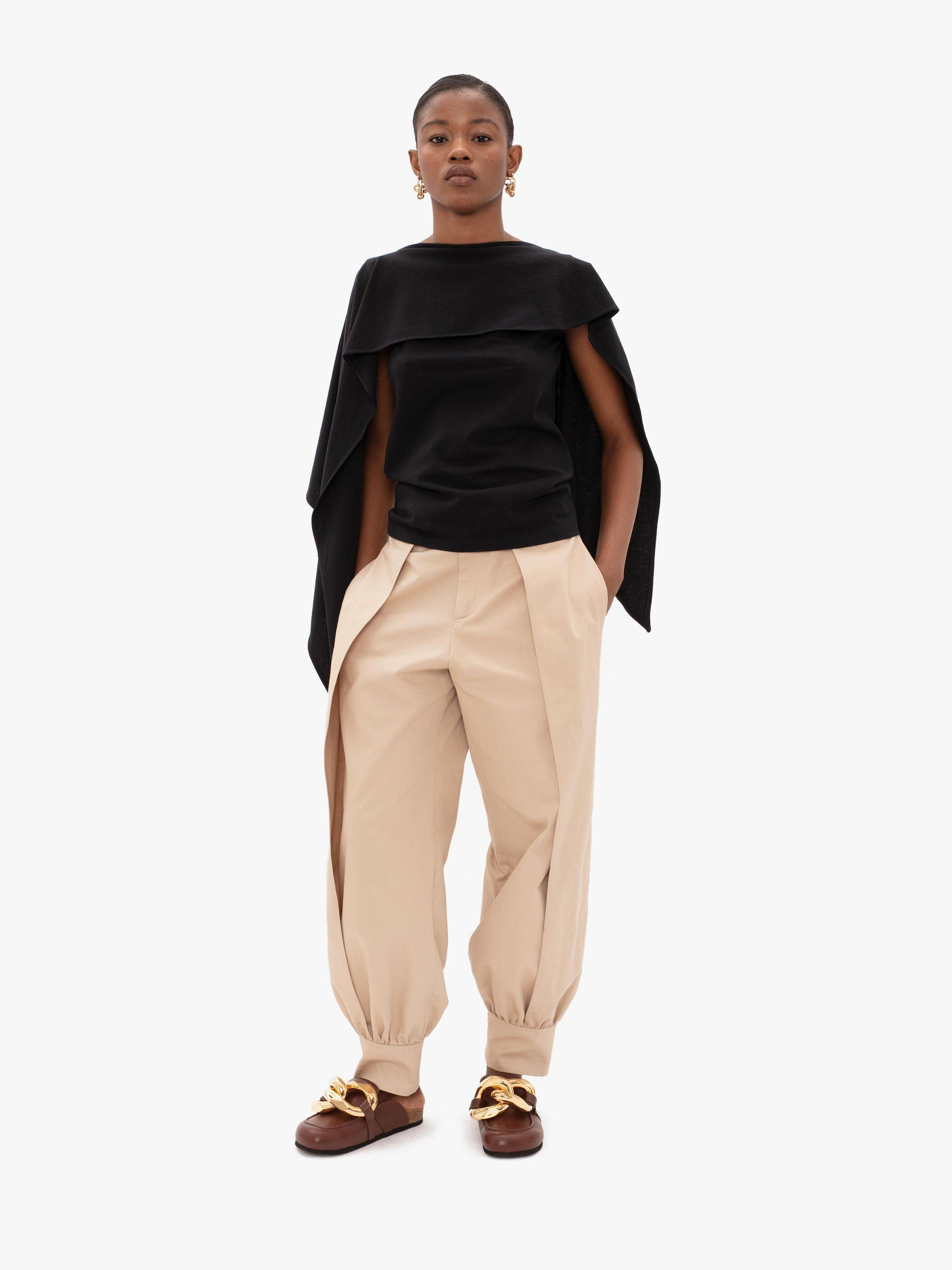 TAPERED TROUSERS 1