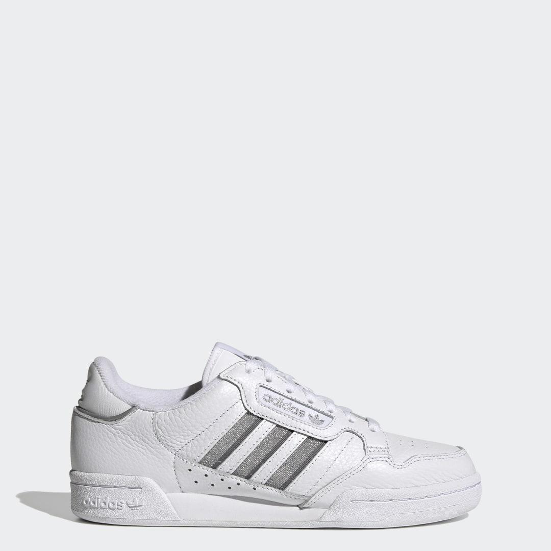 Continental 80 Stripes Shoes White 7