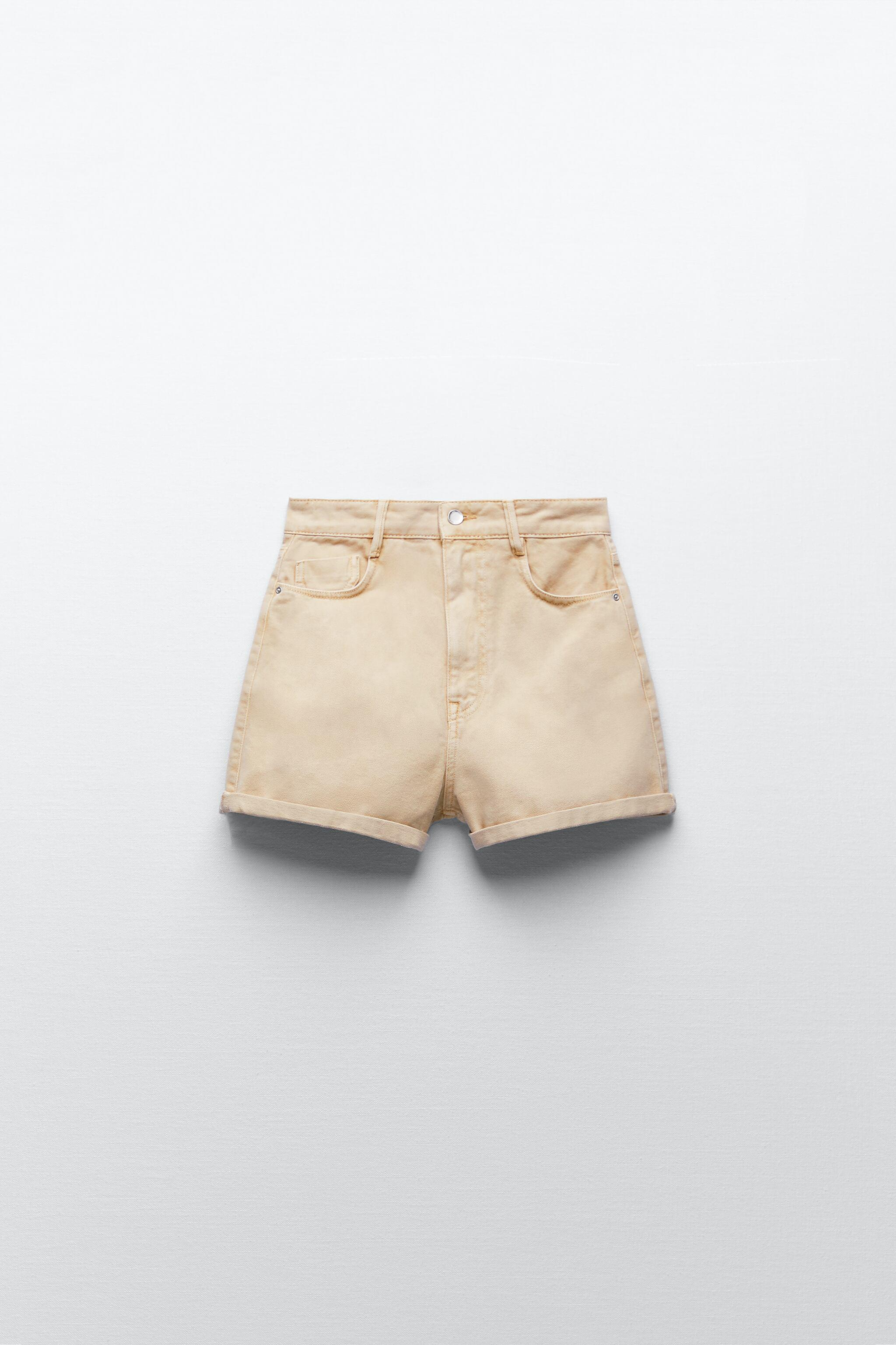 MOM FIT SHORTS 5