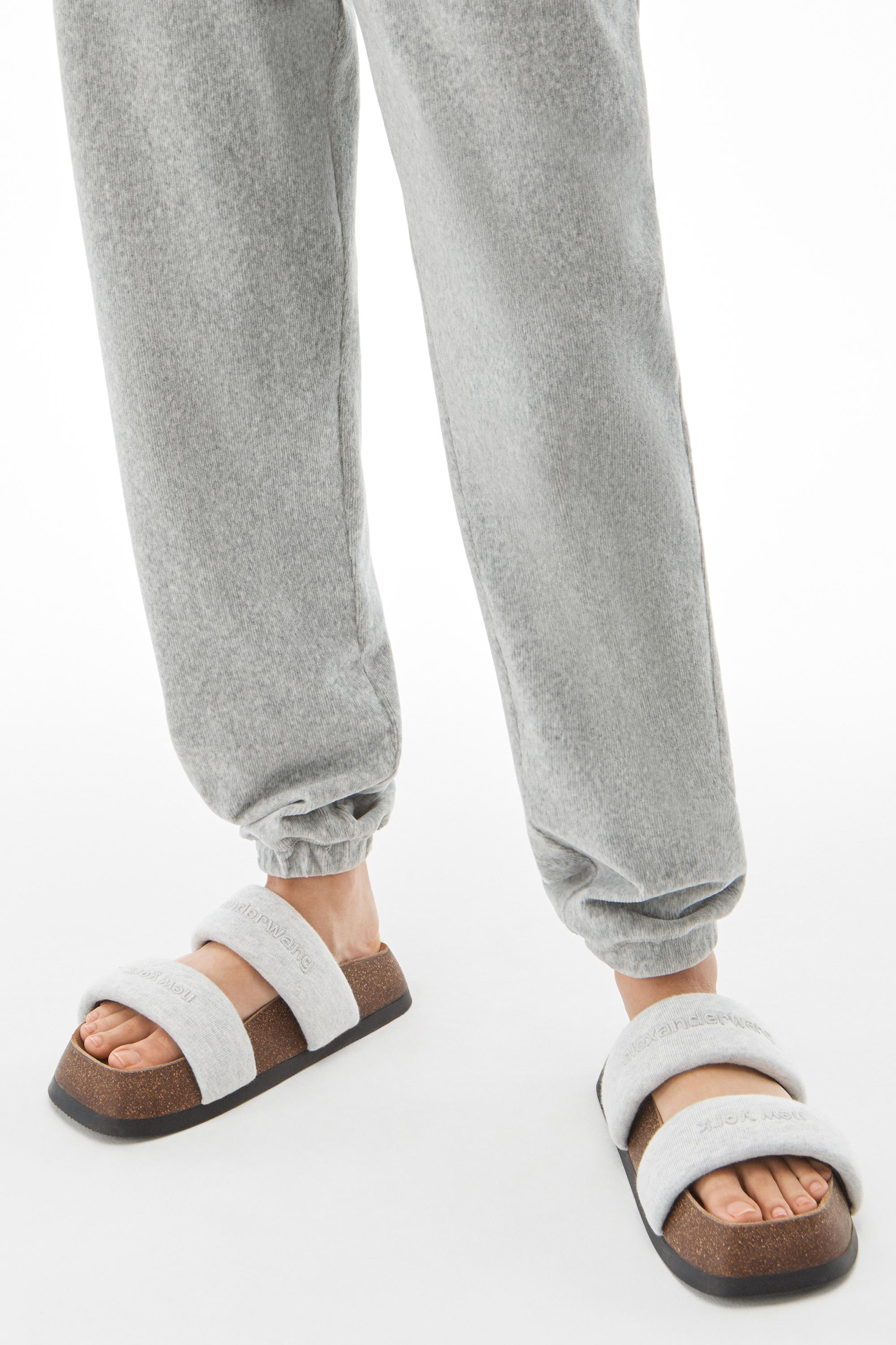 jogger pant in stretch corduroy 4
