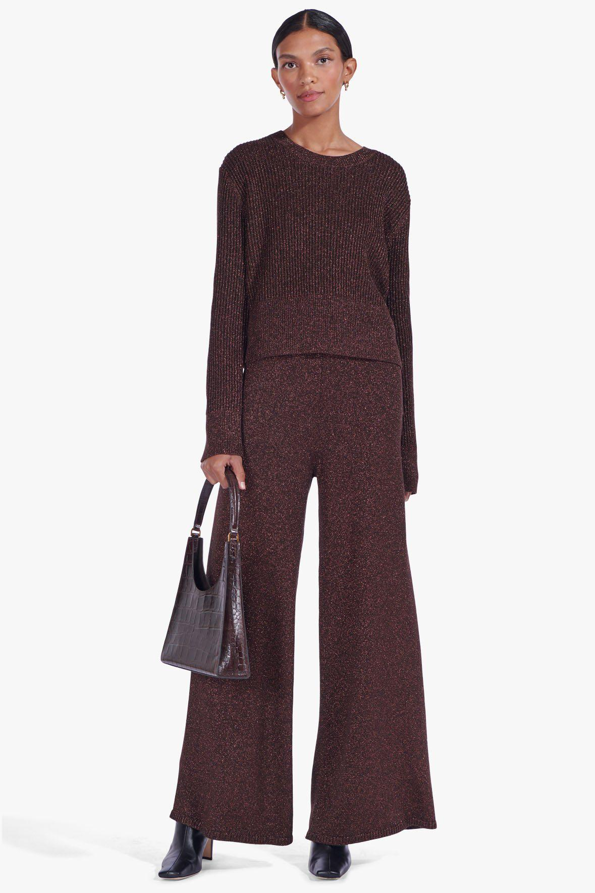 DAISY PANT | BROWN