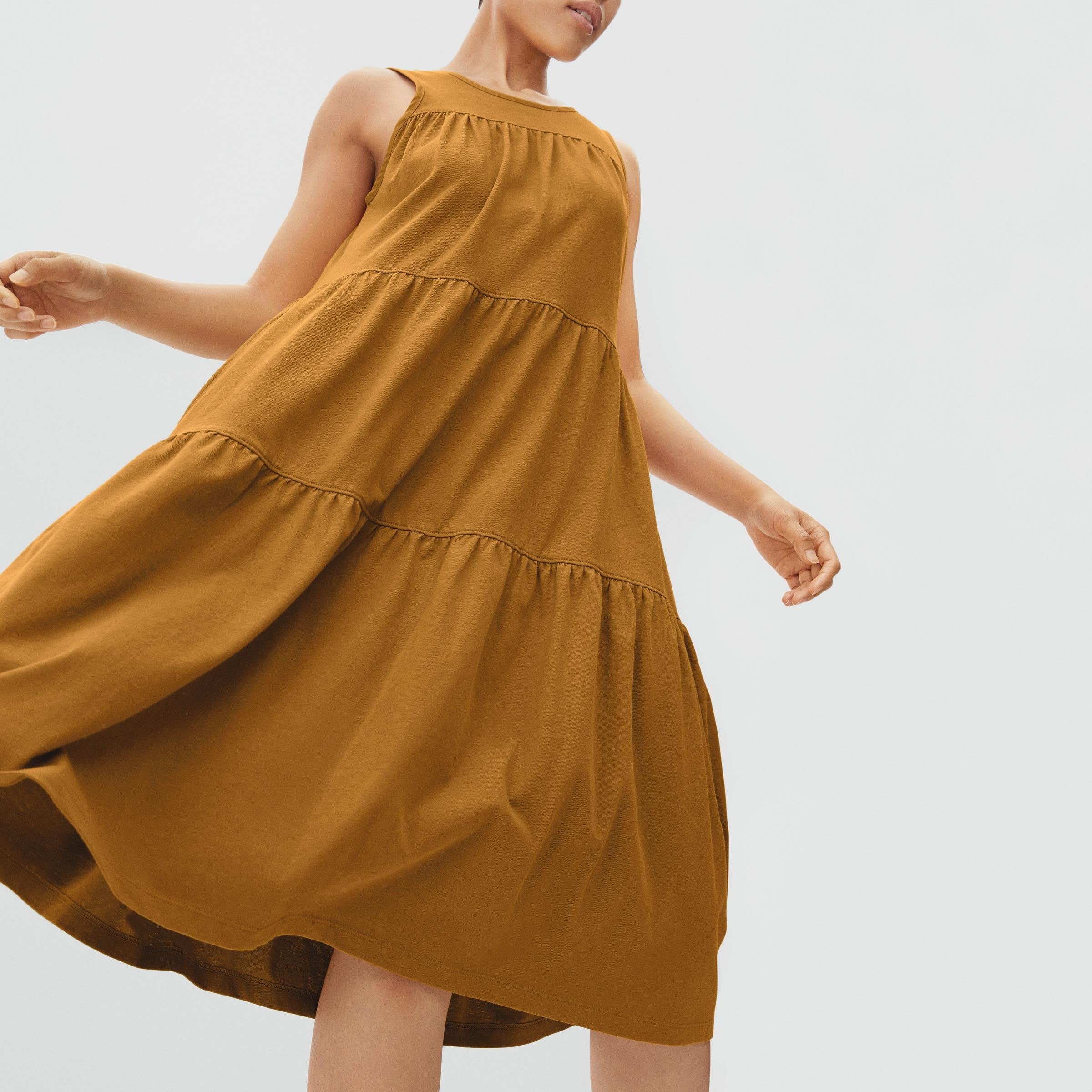 The Weekend Tiered Dress 2