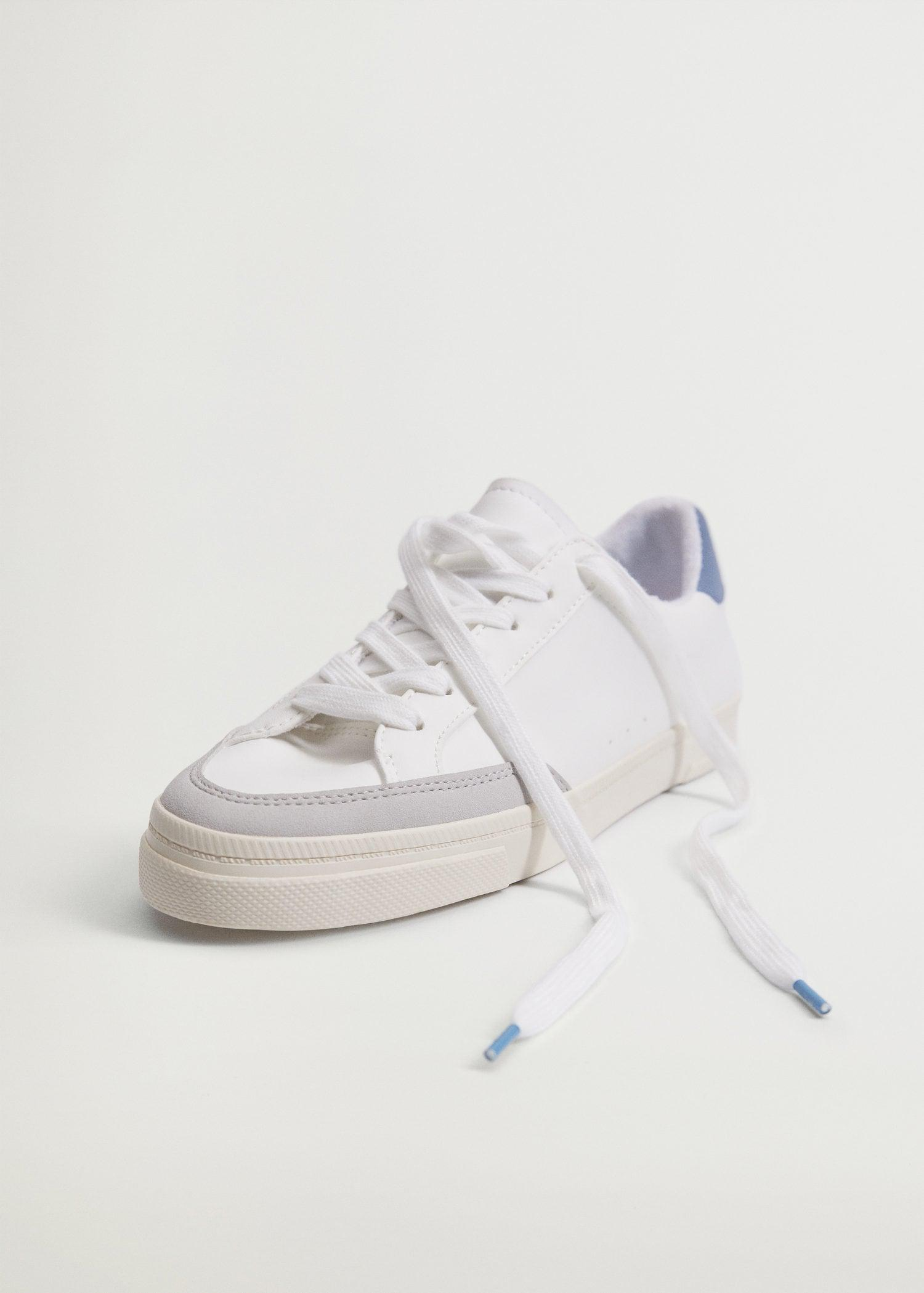 Laces basic sneakers 3