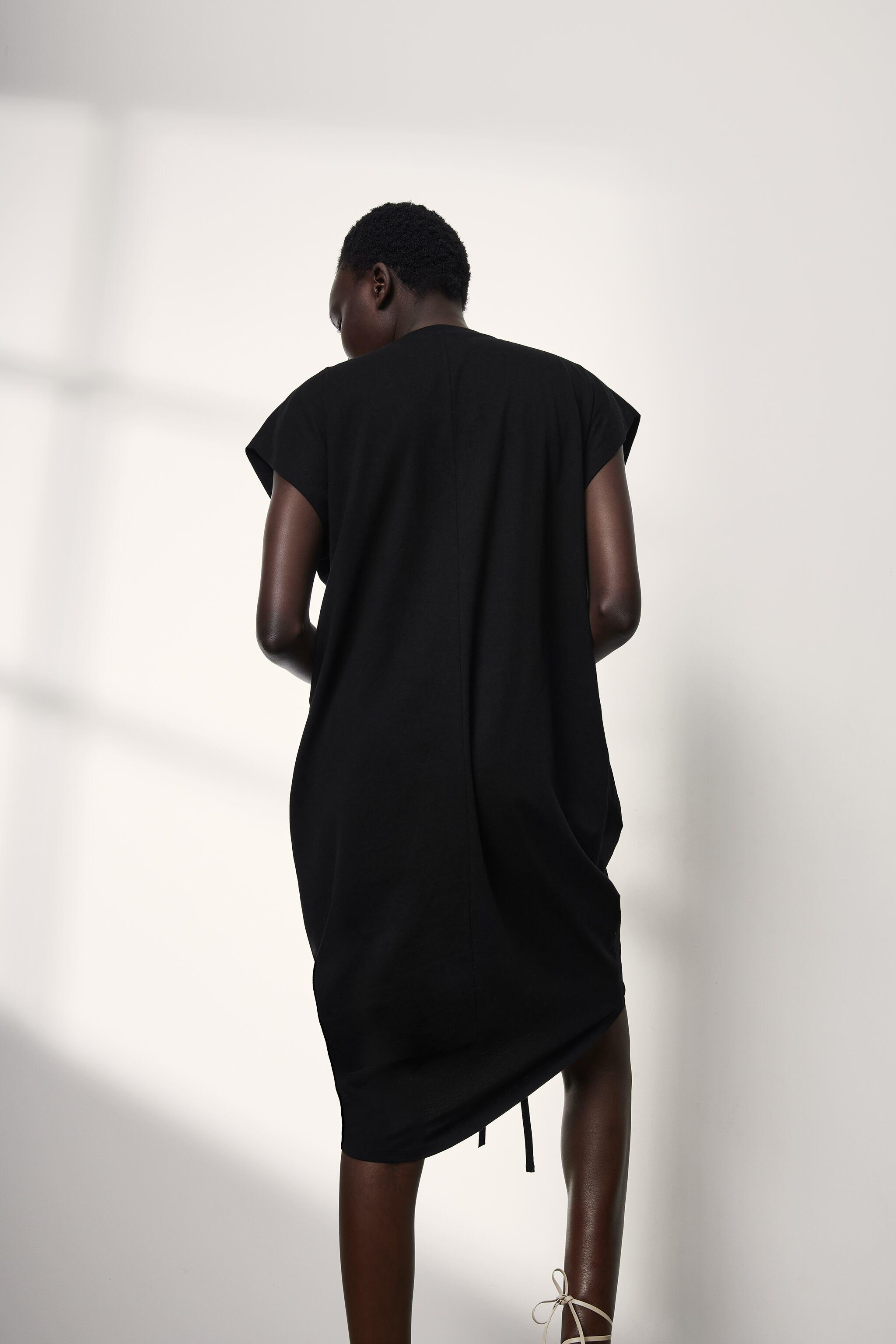 RUCHED DRESS 5