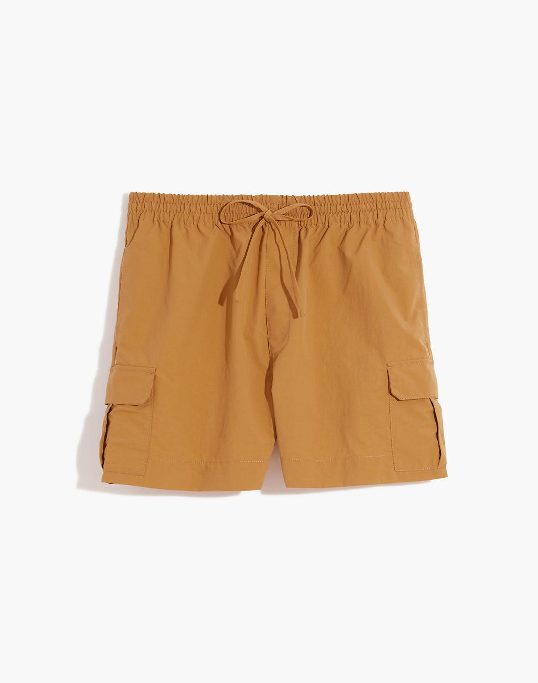 Ripstop Pull-On Cargo Shorts 3