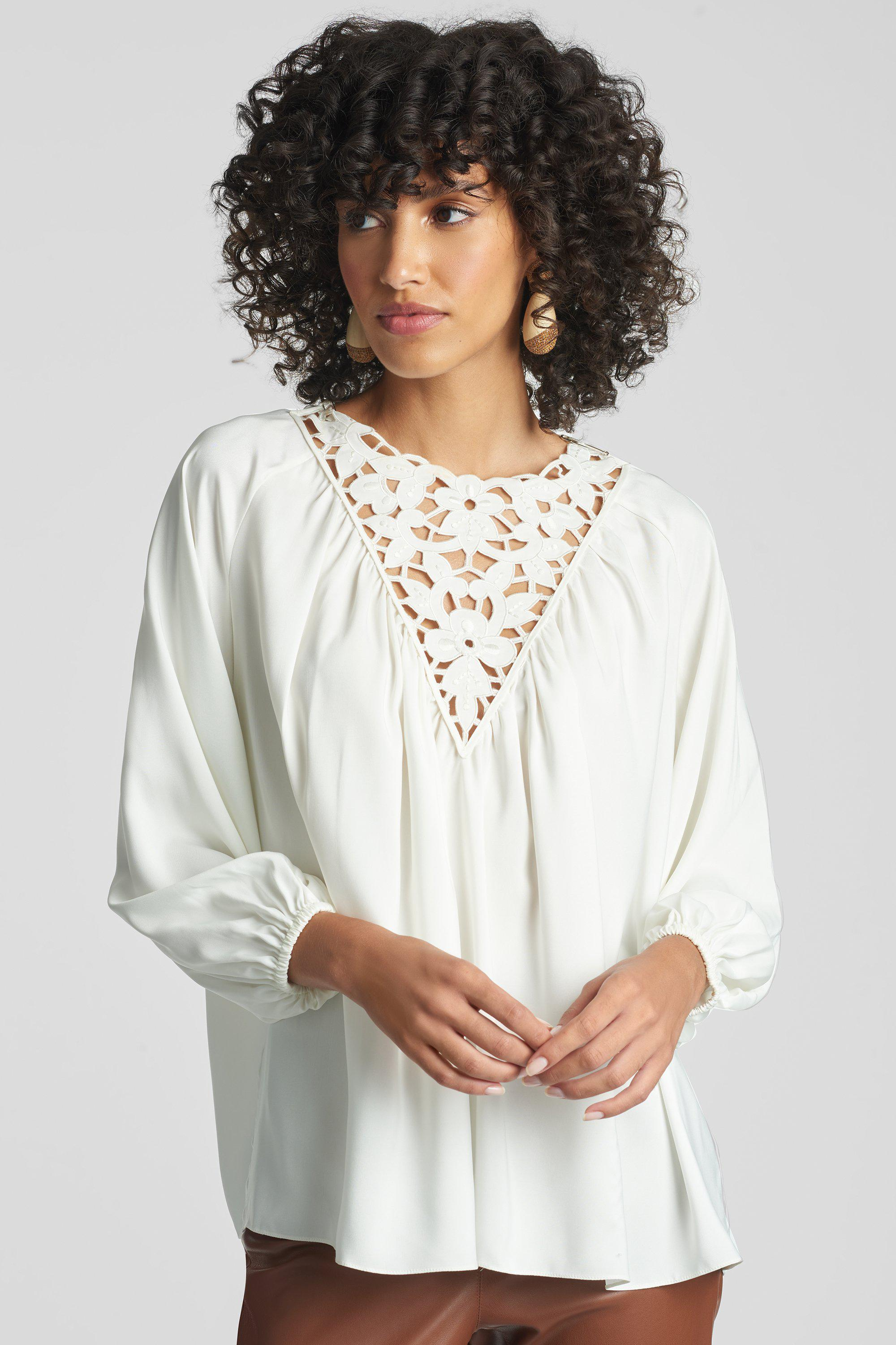 Dylan Top - Ivory