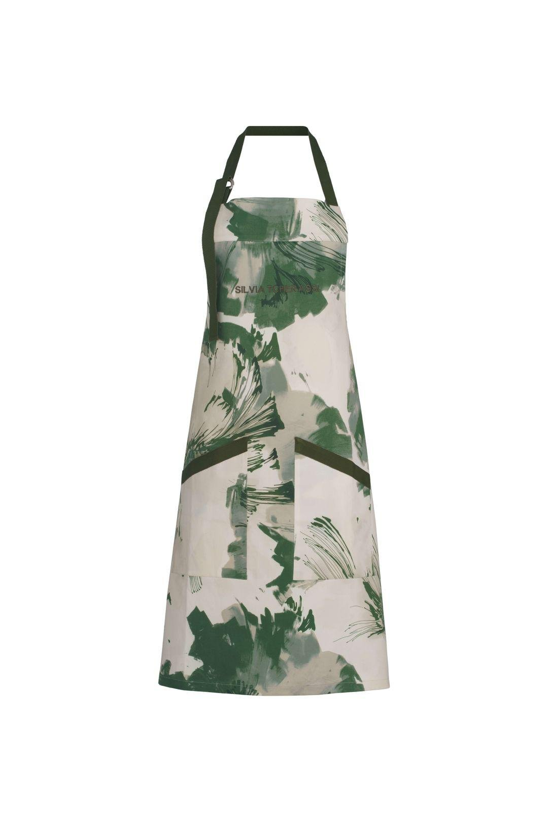 Jasmine Overall Green Floral