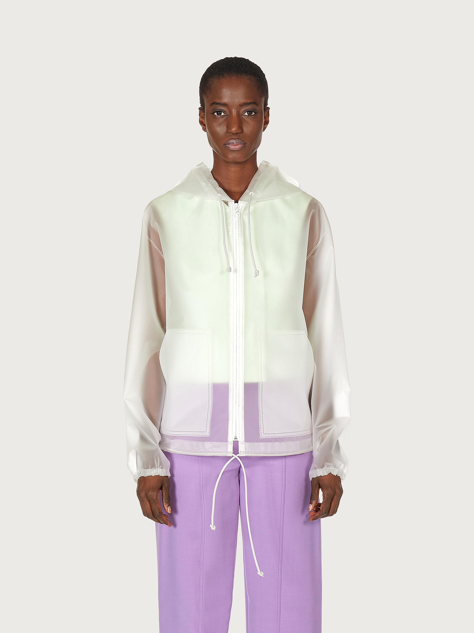 BLOUSON IN SOLVENT-FREE TPU
