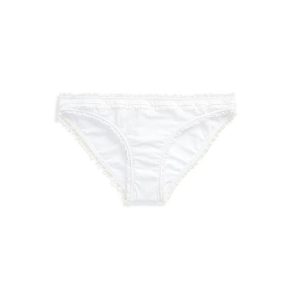 Lace-Trim Hipster Bottom 3