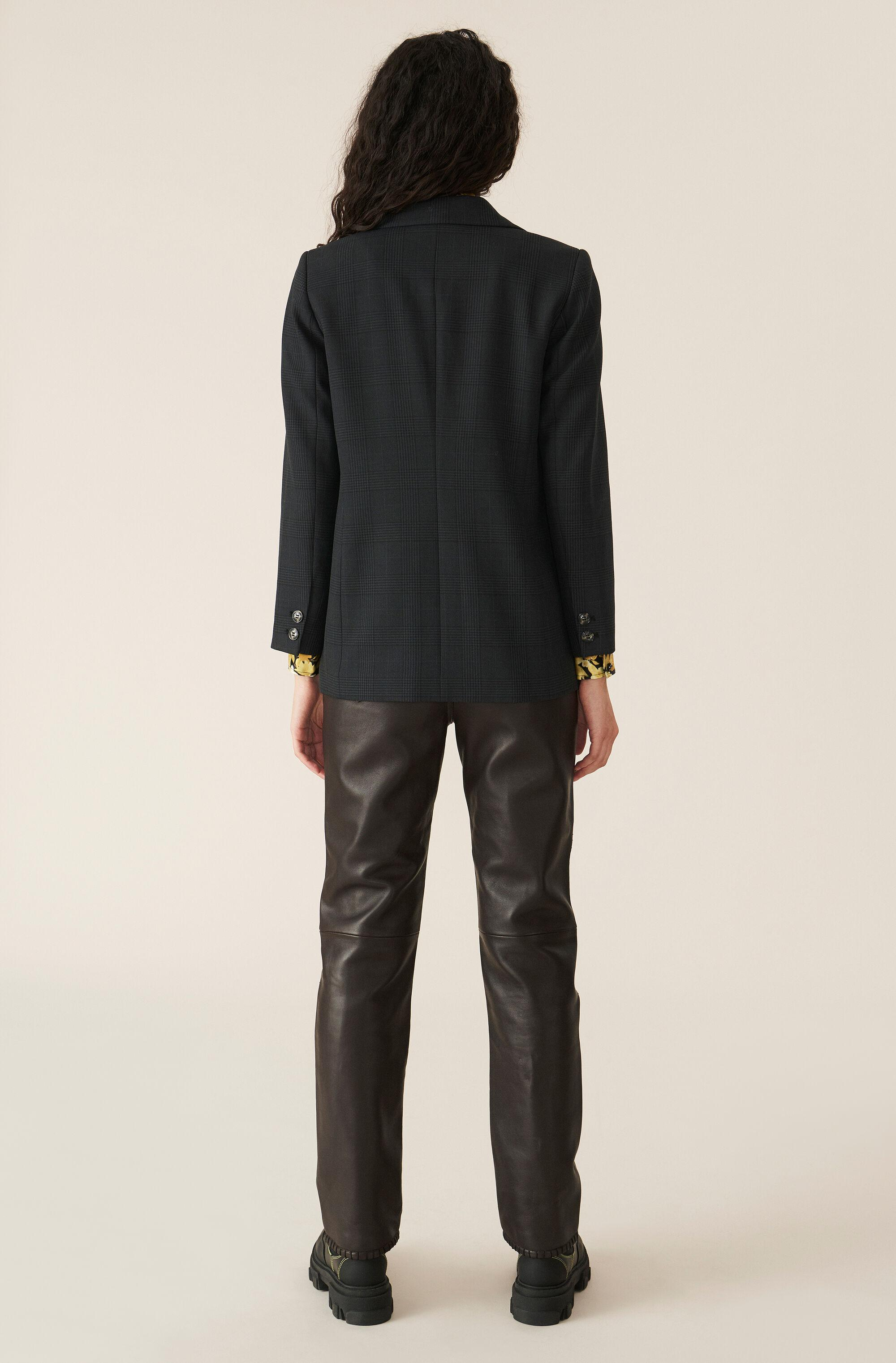 Suiting Fitted Blazer 2