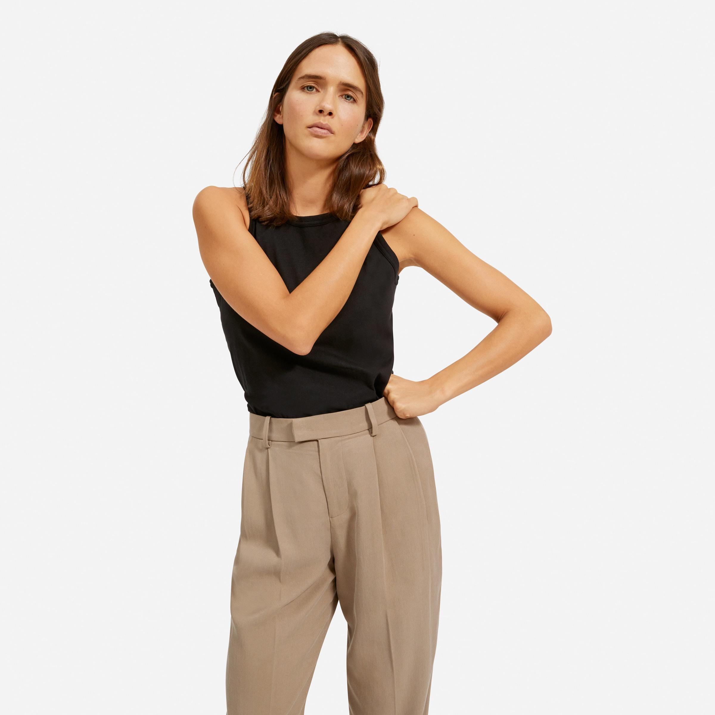 The Put-Together Pleat Pant 1