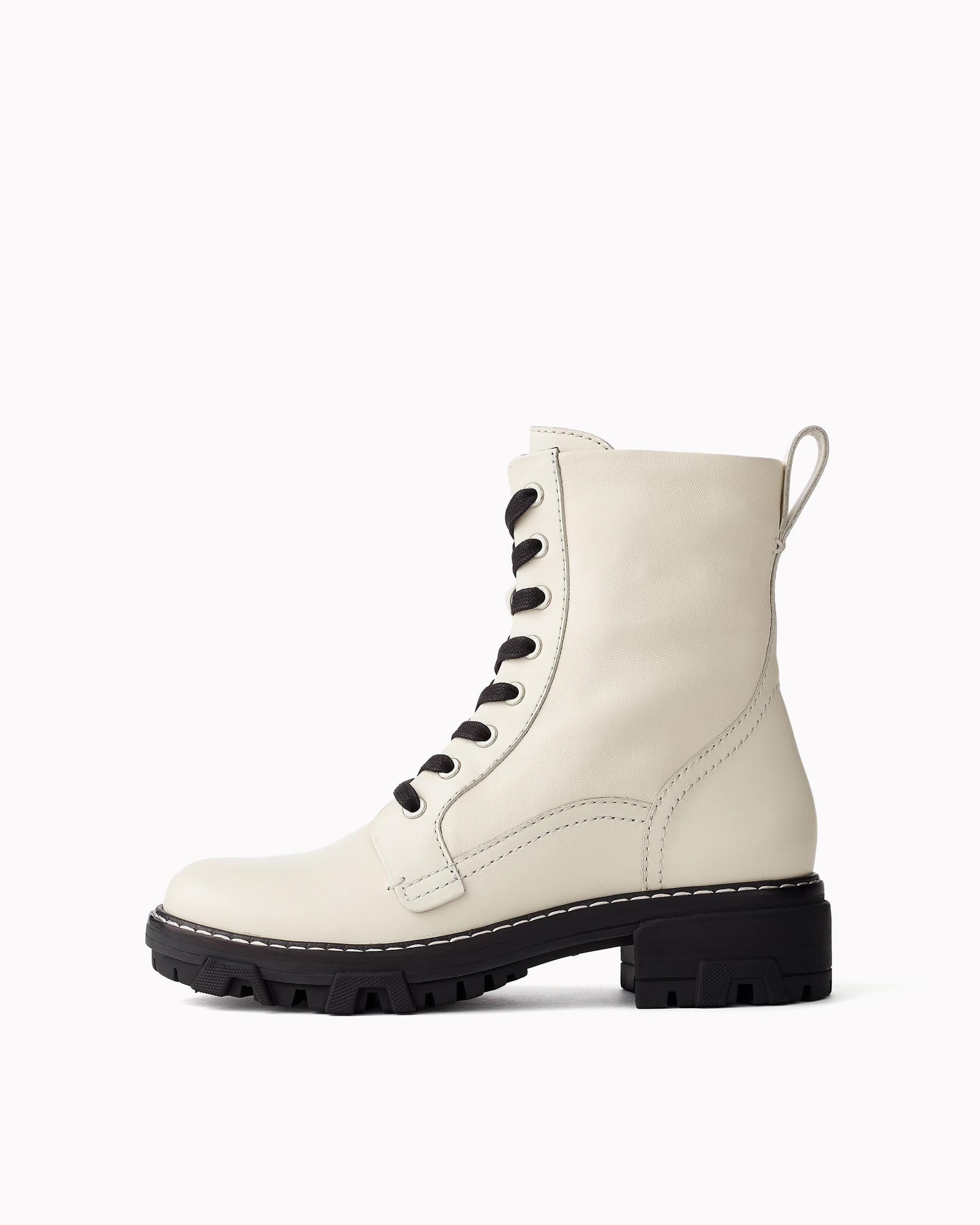 Shiloh boot - leather