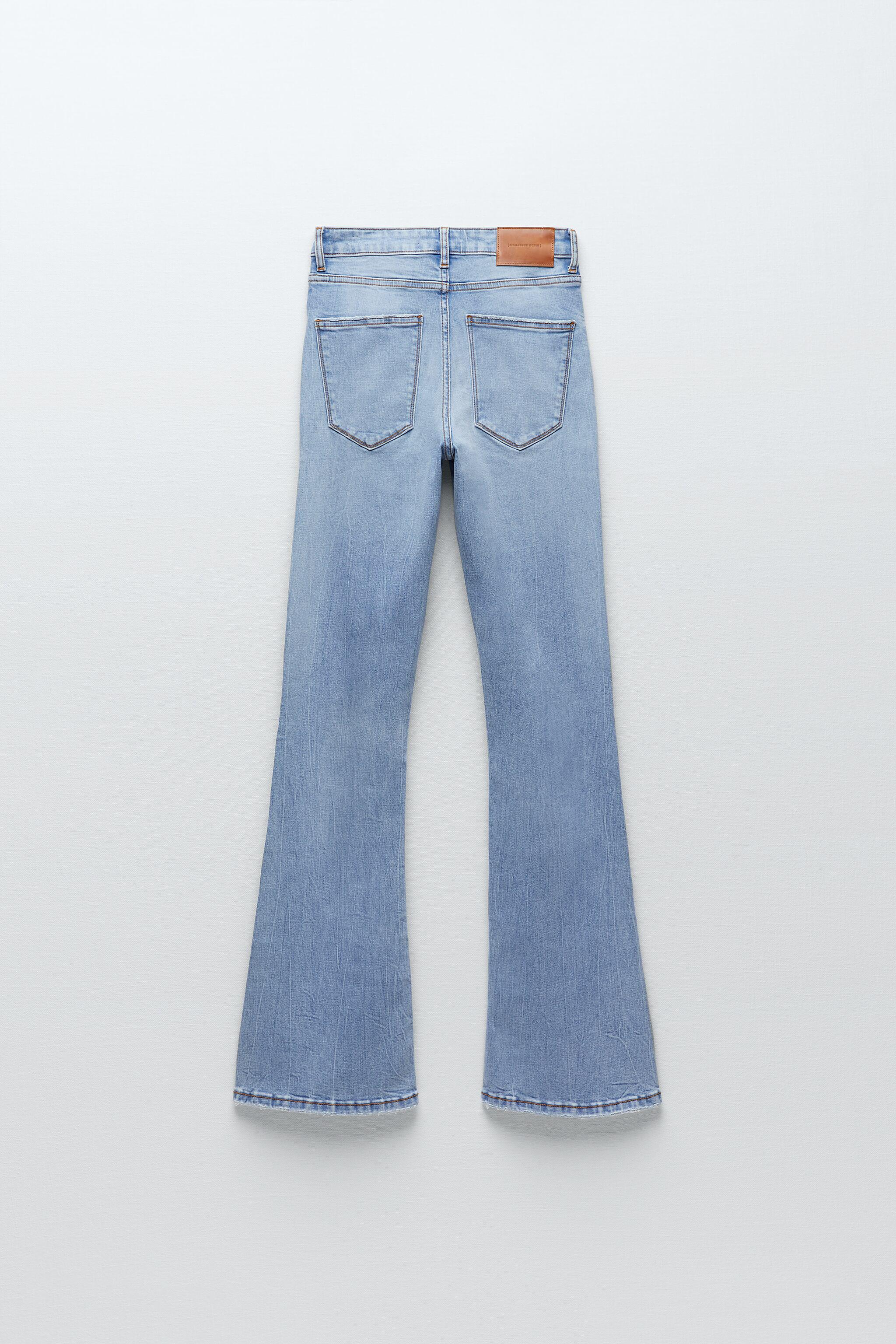 ZW THE SKINNY FLARE JEANS 7