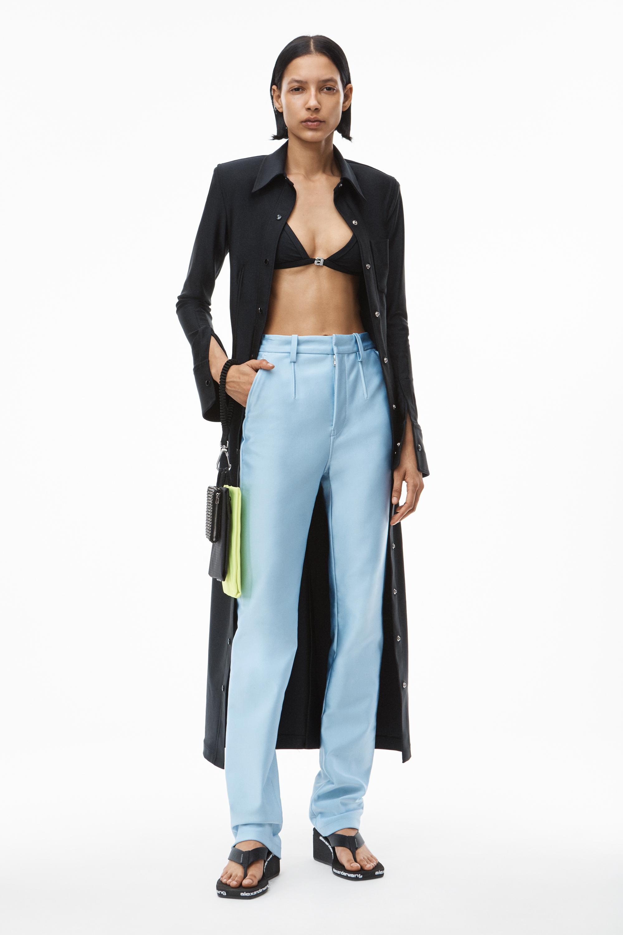 tailored pant in active stretch
