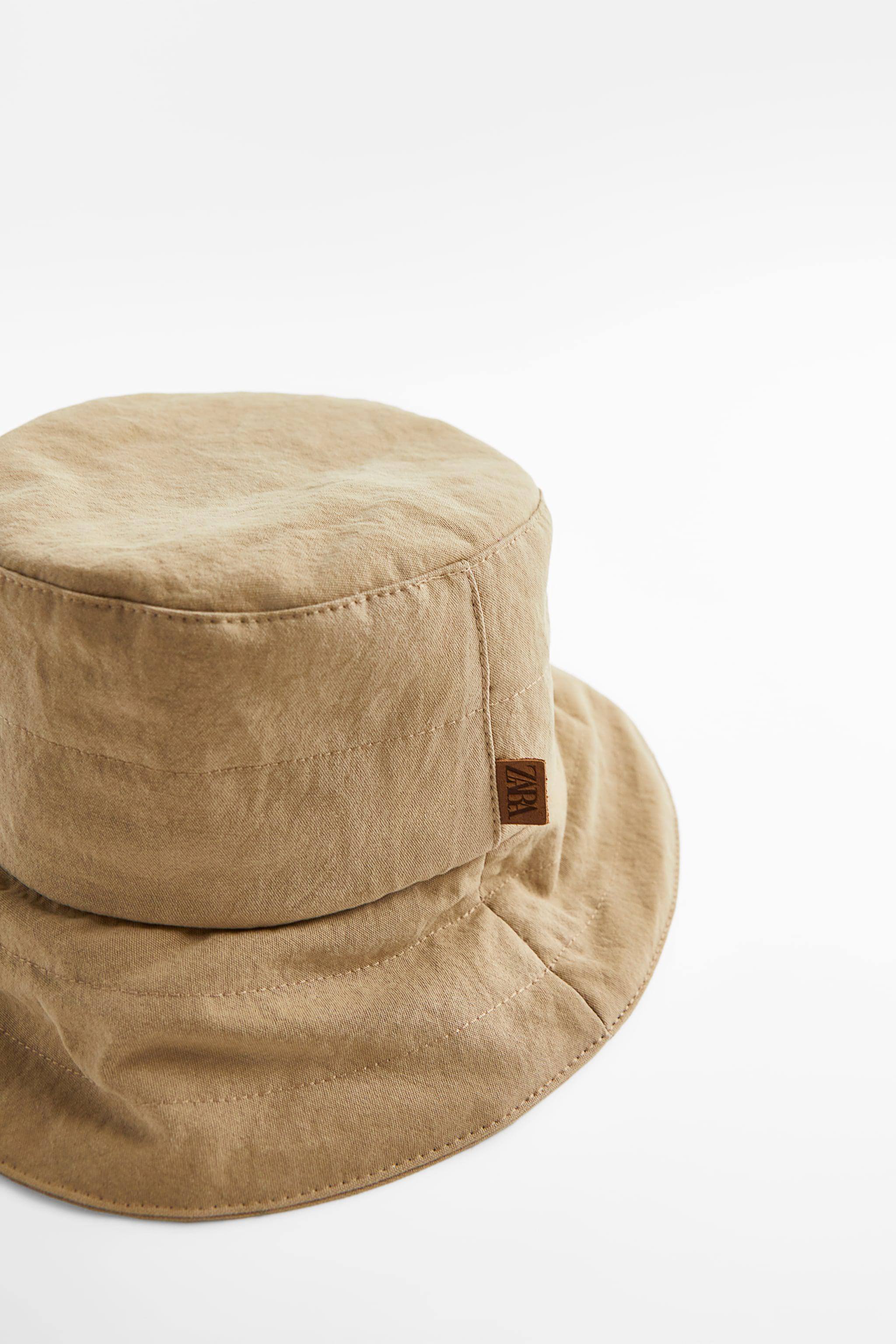 QUILTED BUCKET HAT 3