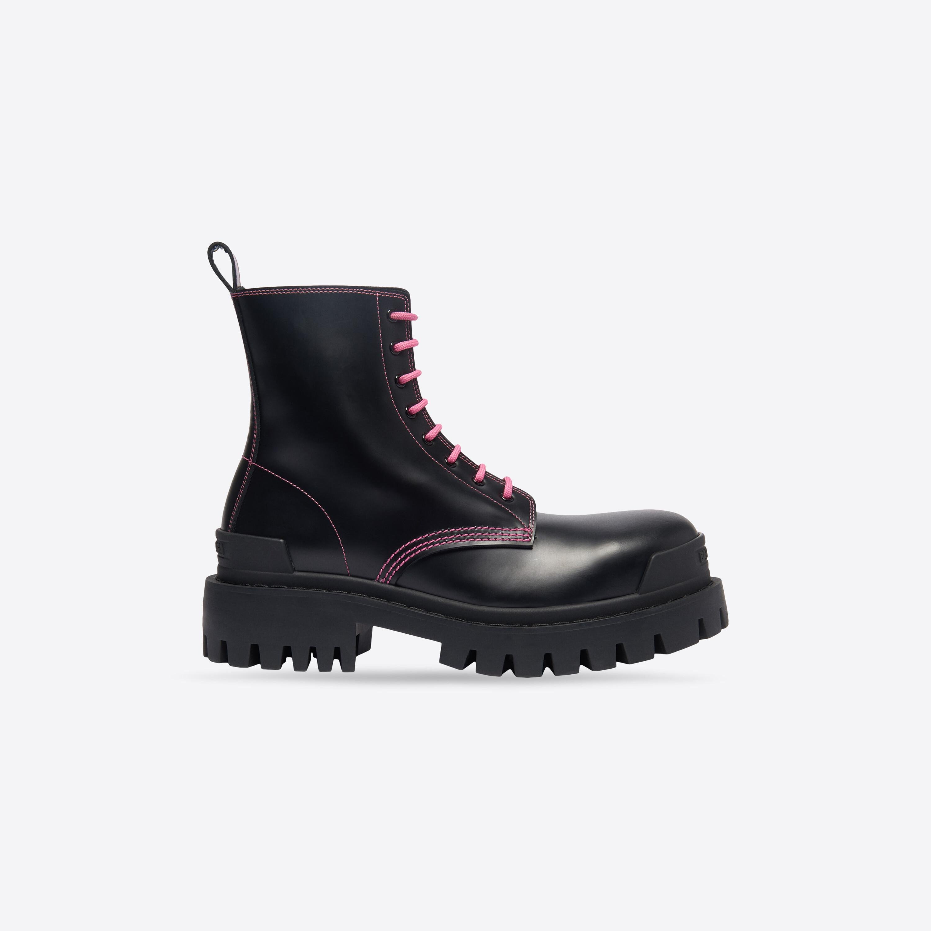 Strike 20mm Lace-up Boot 0