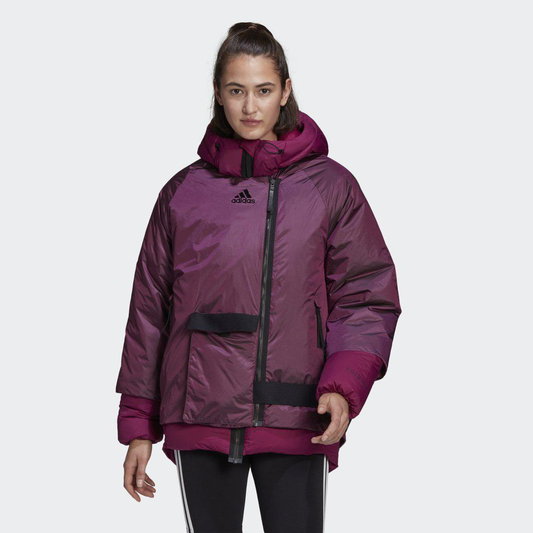 COLD.RDY Down Jacket Power Berry