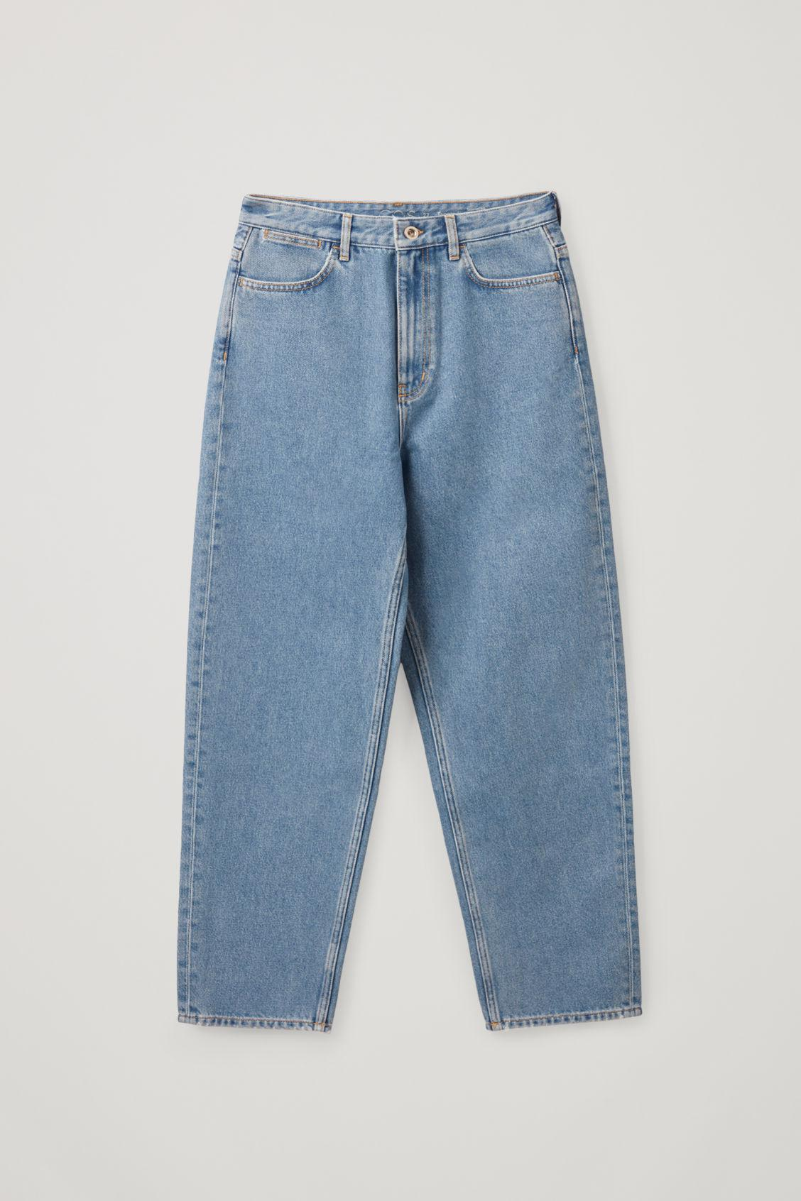 TAPERED HIGH-RISE JEANS 7
