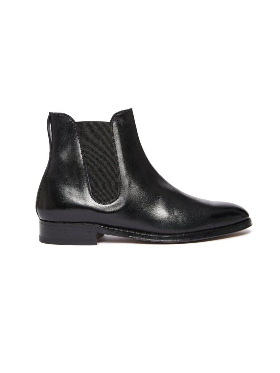 ODPEssentials Classic Chelsea Boot - Black Leather 2