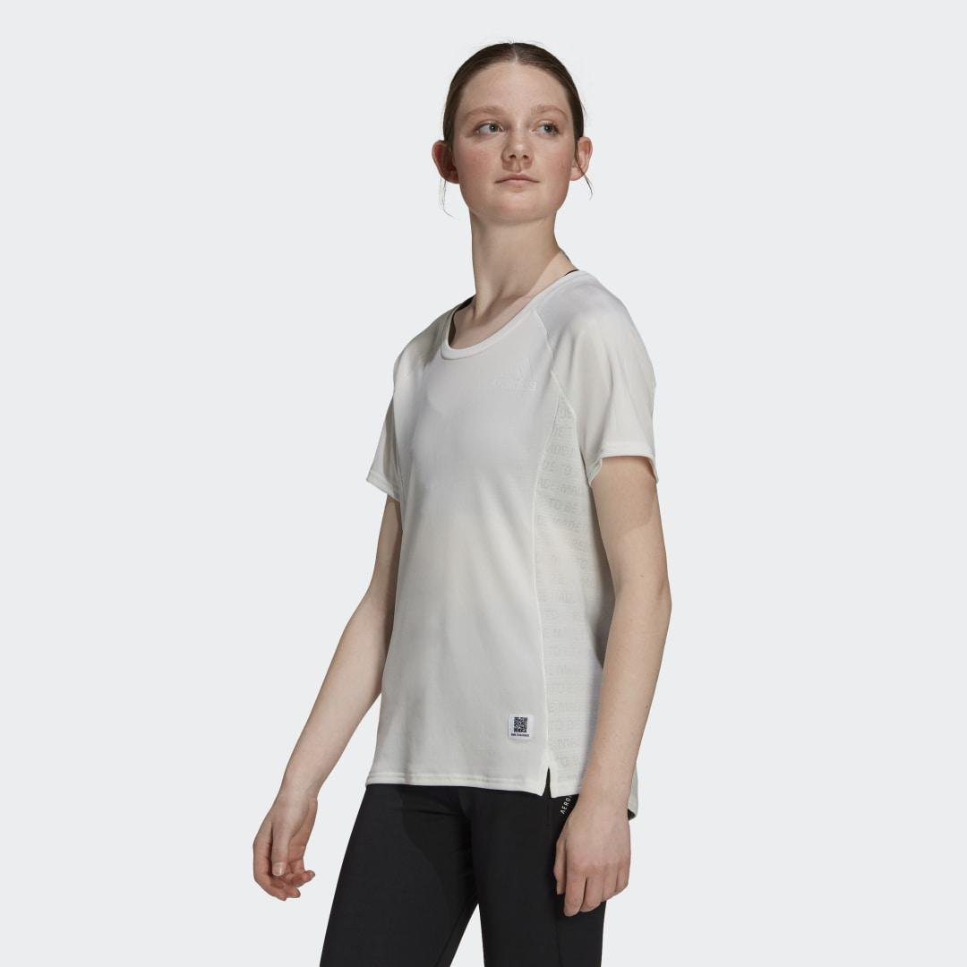 Made To Be Remade Running Tee Non Dyed