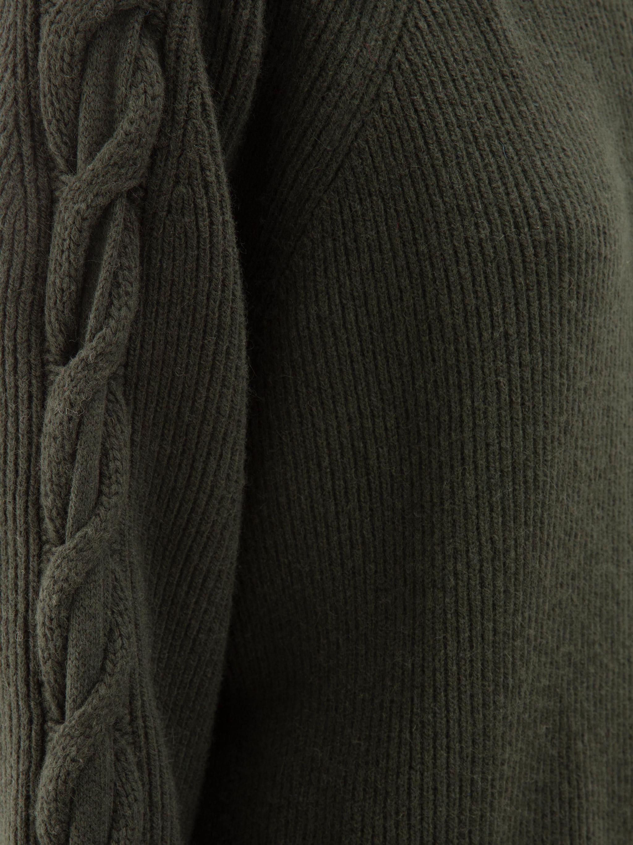CABLE INSERT TURTLENECK 4
