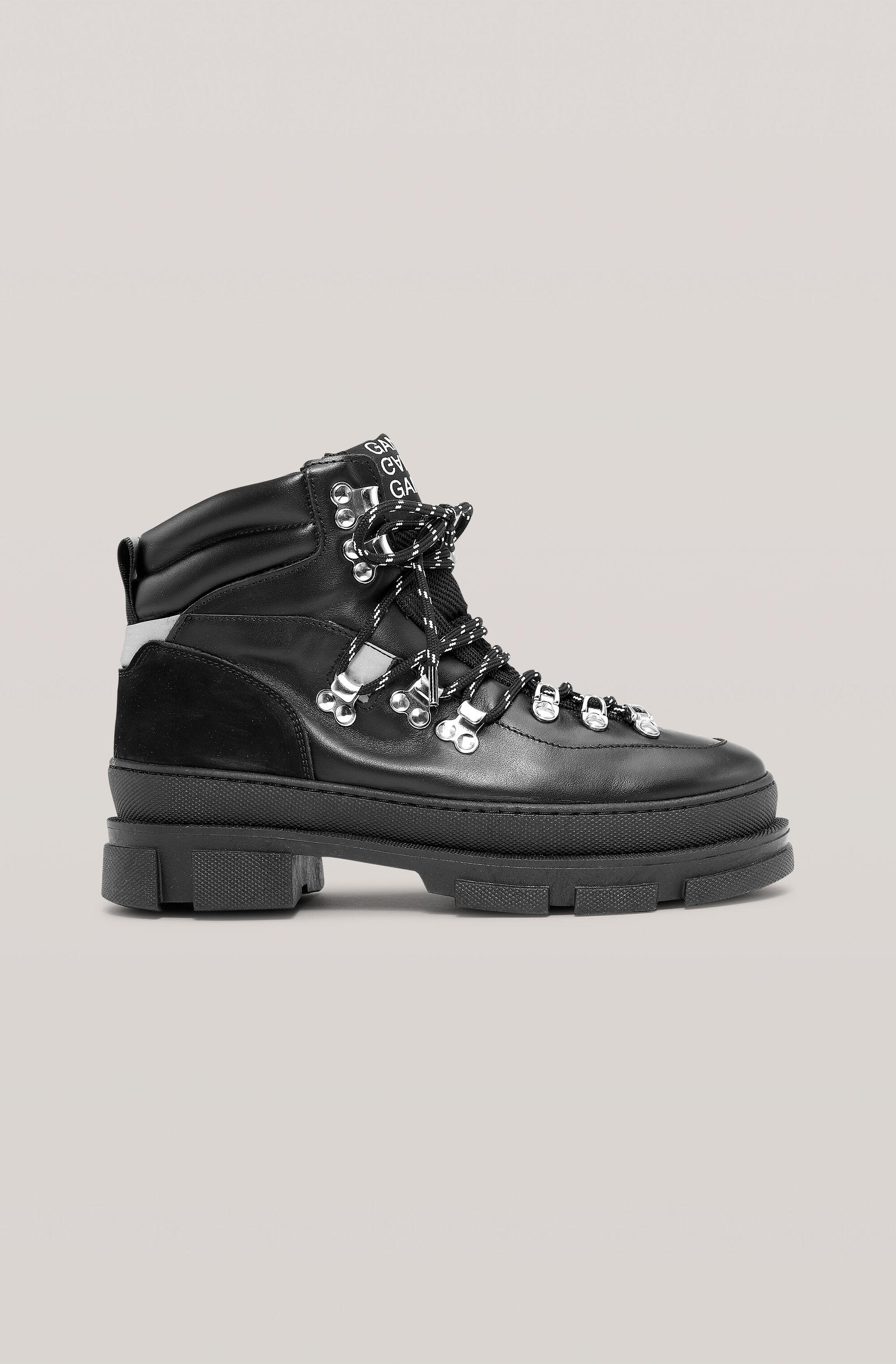 Sporty Hiking Boots