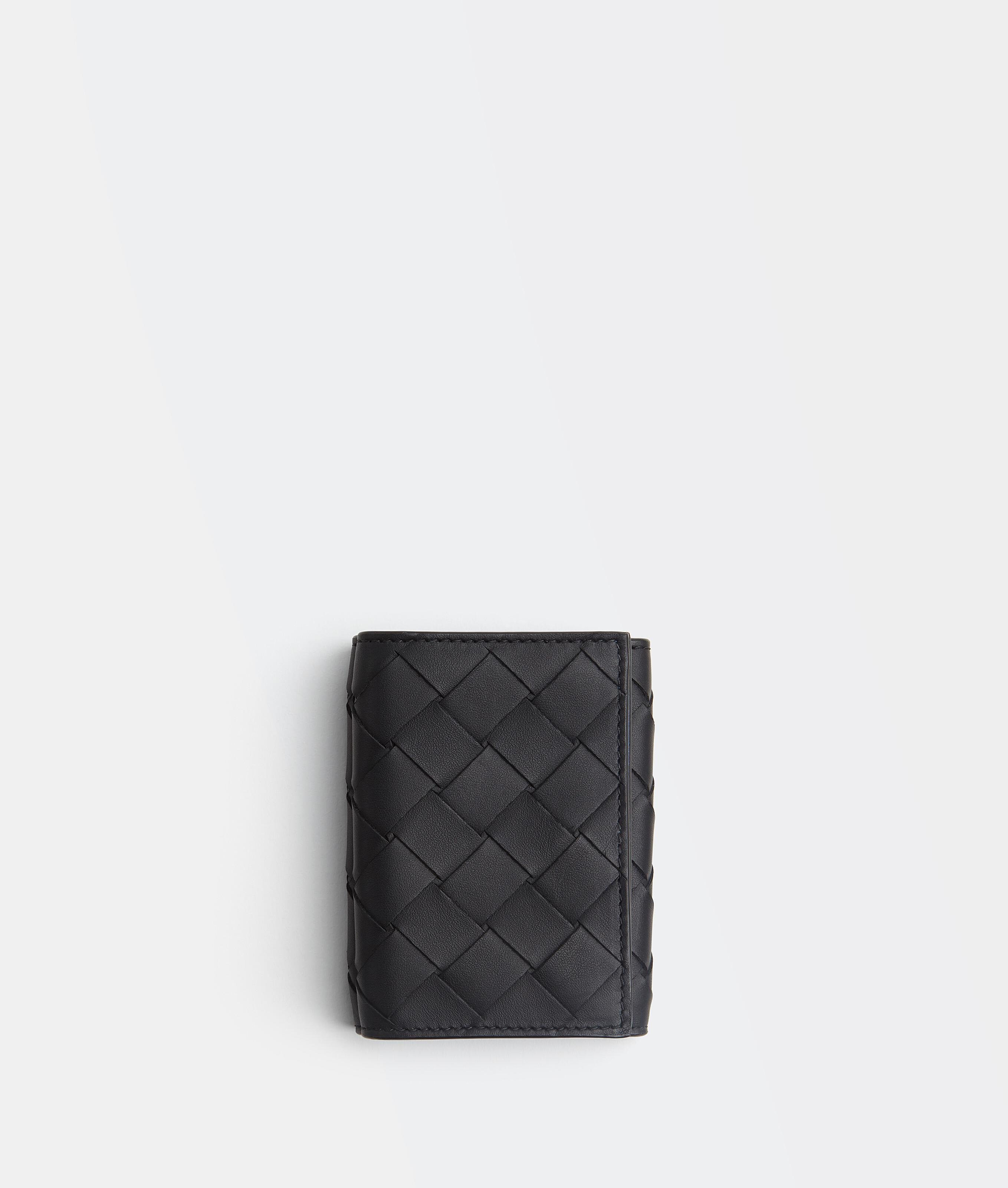 TRIFOLD FLAP WALLET