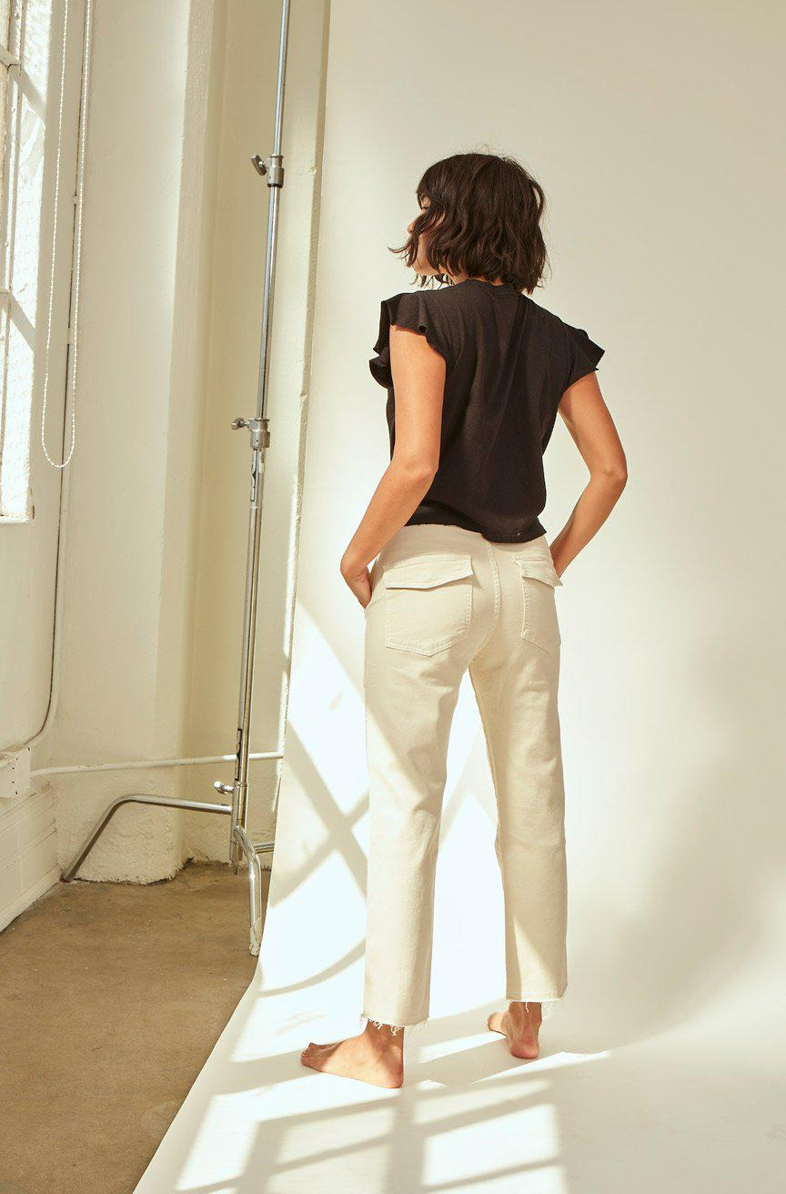 EASY ARMY TROUSER BARE 2