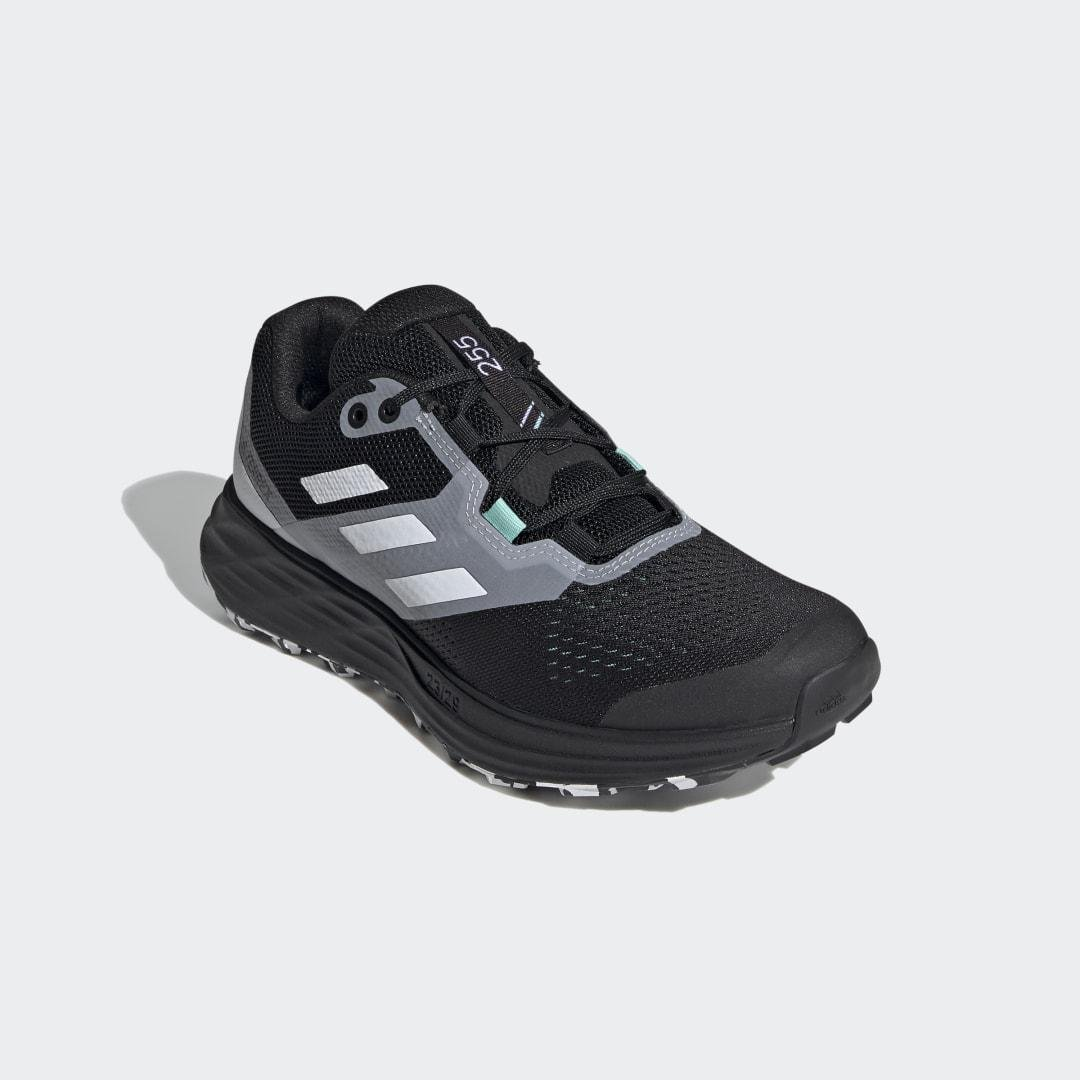Terrex Two Flow Trail Running Shoes Core Black