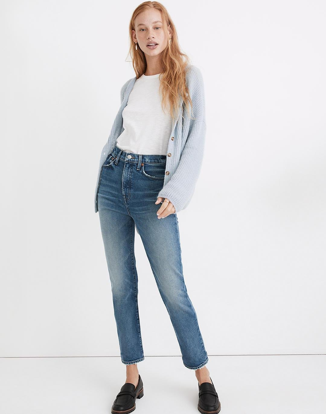 Rivet & Thread Perfect Vintage Jeans in Newkirk Wash