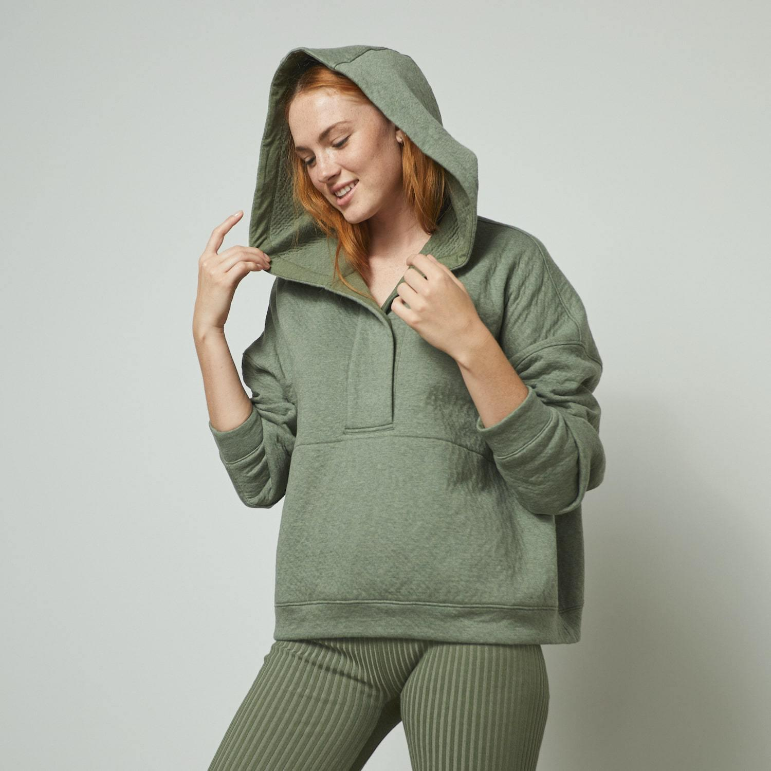 Restore Double Faced Pullover