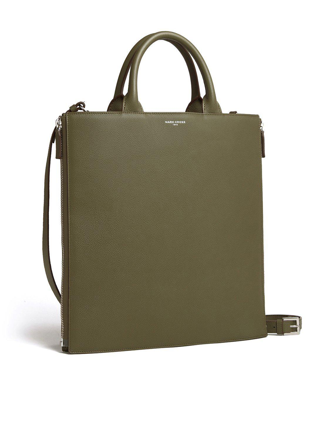 Sidney Leather Tote Bag 6