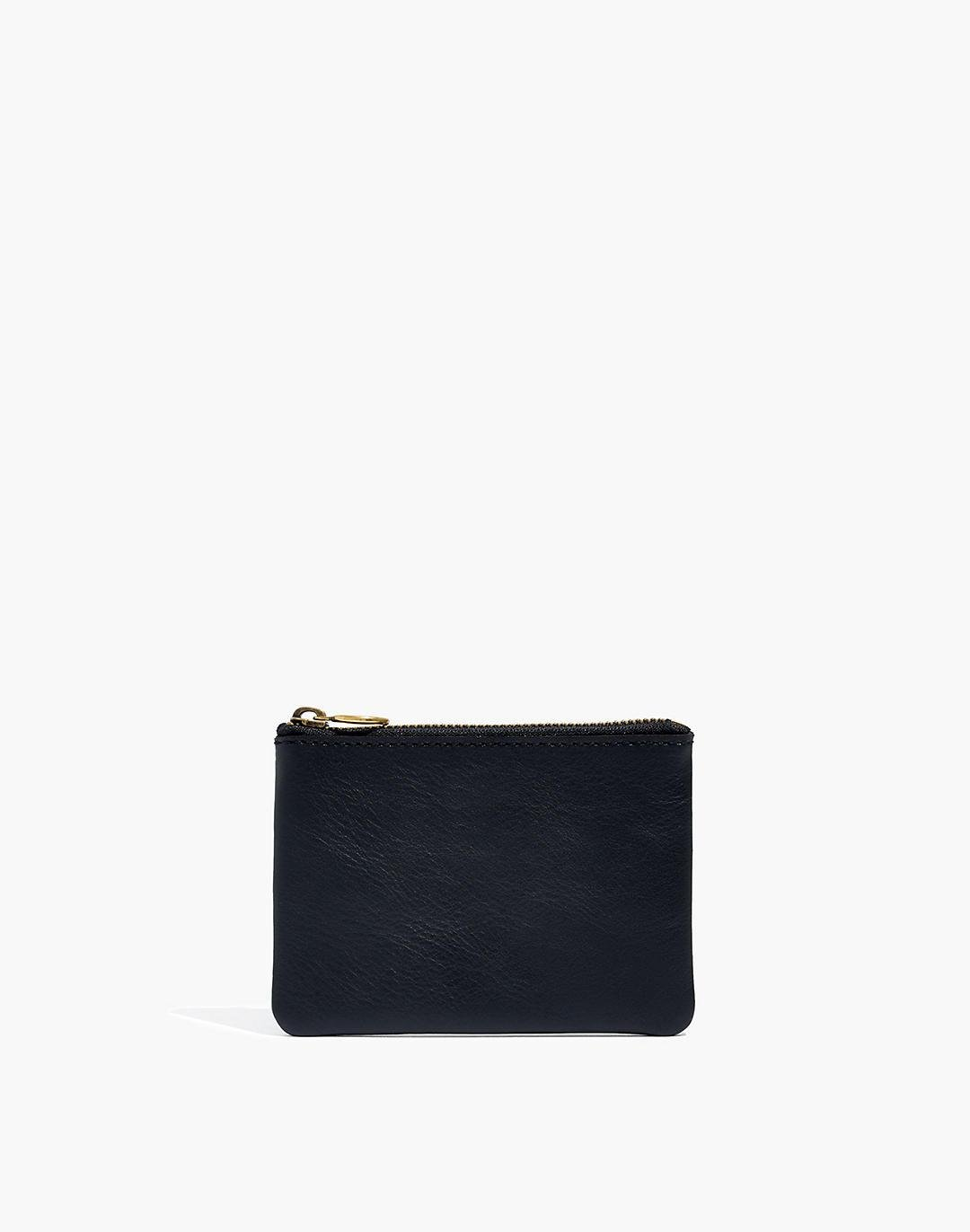 The Leather Pouch Wallet