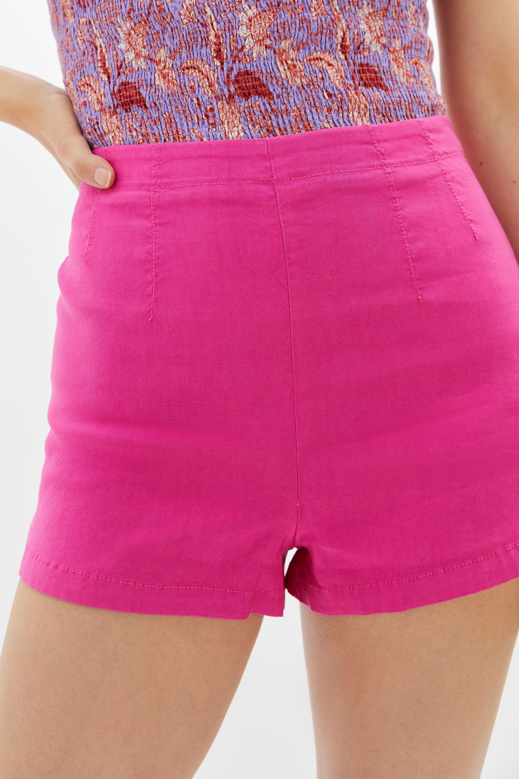 Maeve High-Rise Relaxed Shorts 1