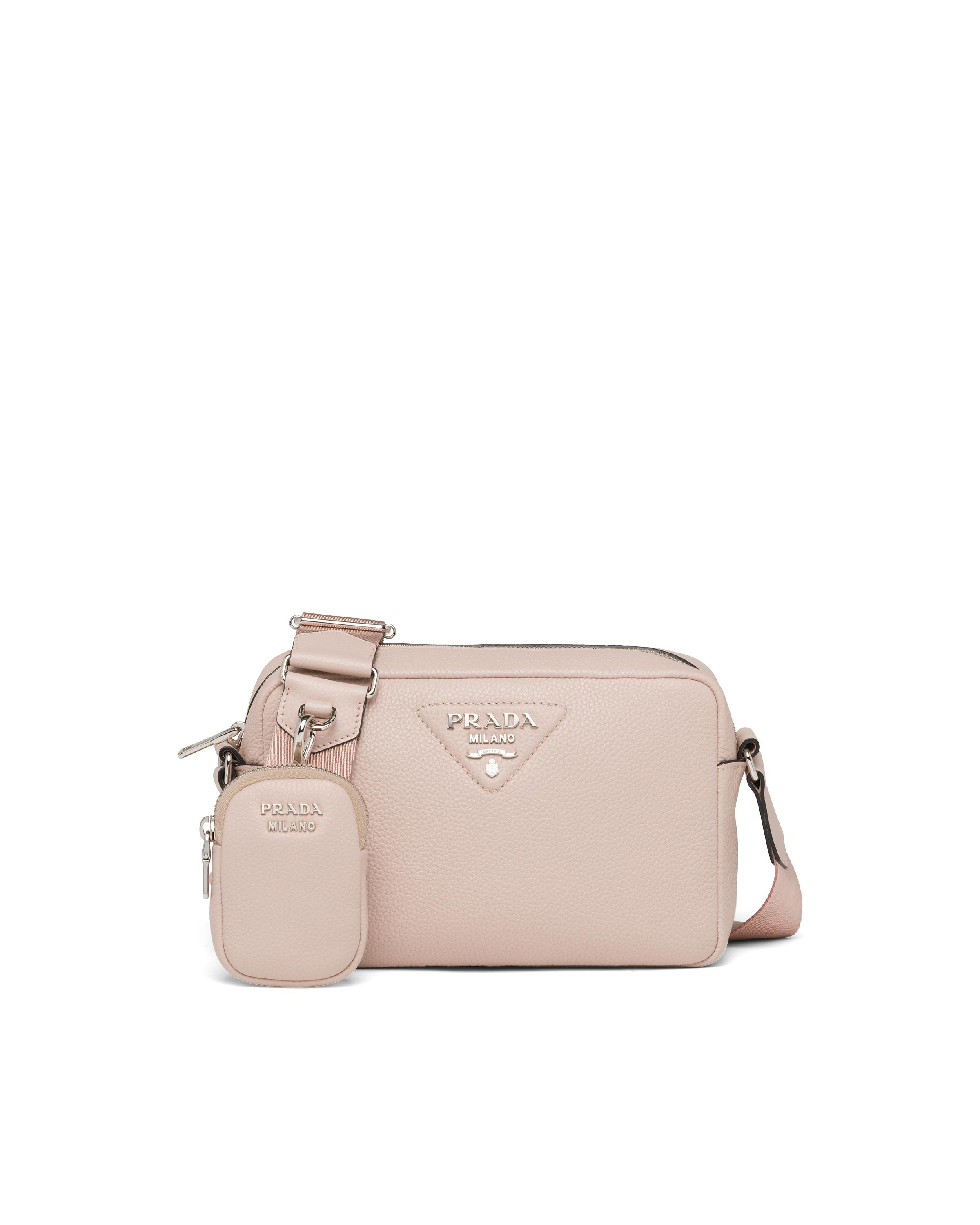 Leather Shoulder Bag Women Water Lily 7