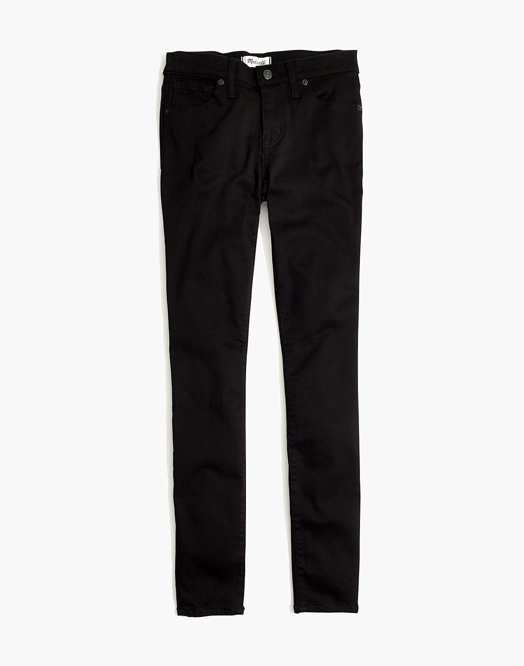 """8"""" Skinny Jeans in Carbondale Wash 4"""