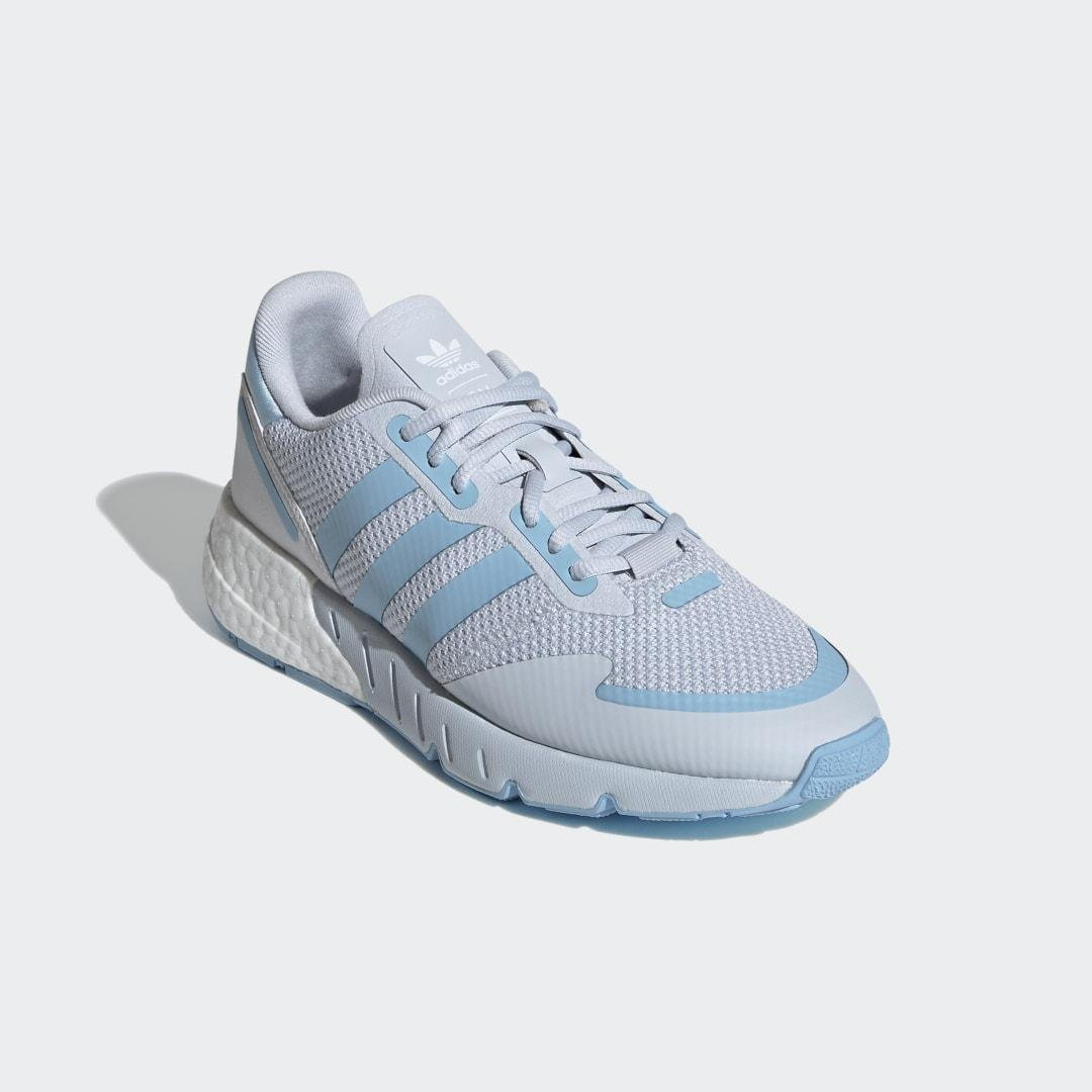 ZX 1K Boost Shoes Halo Blue