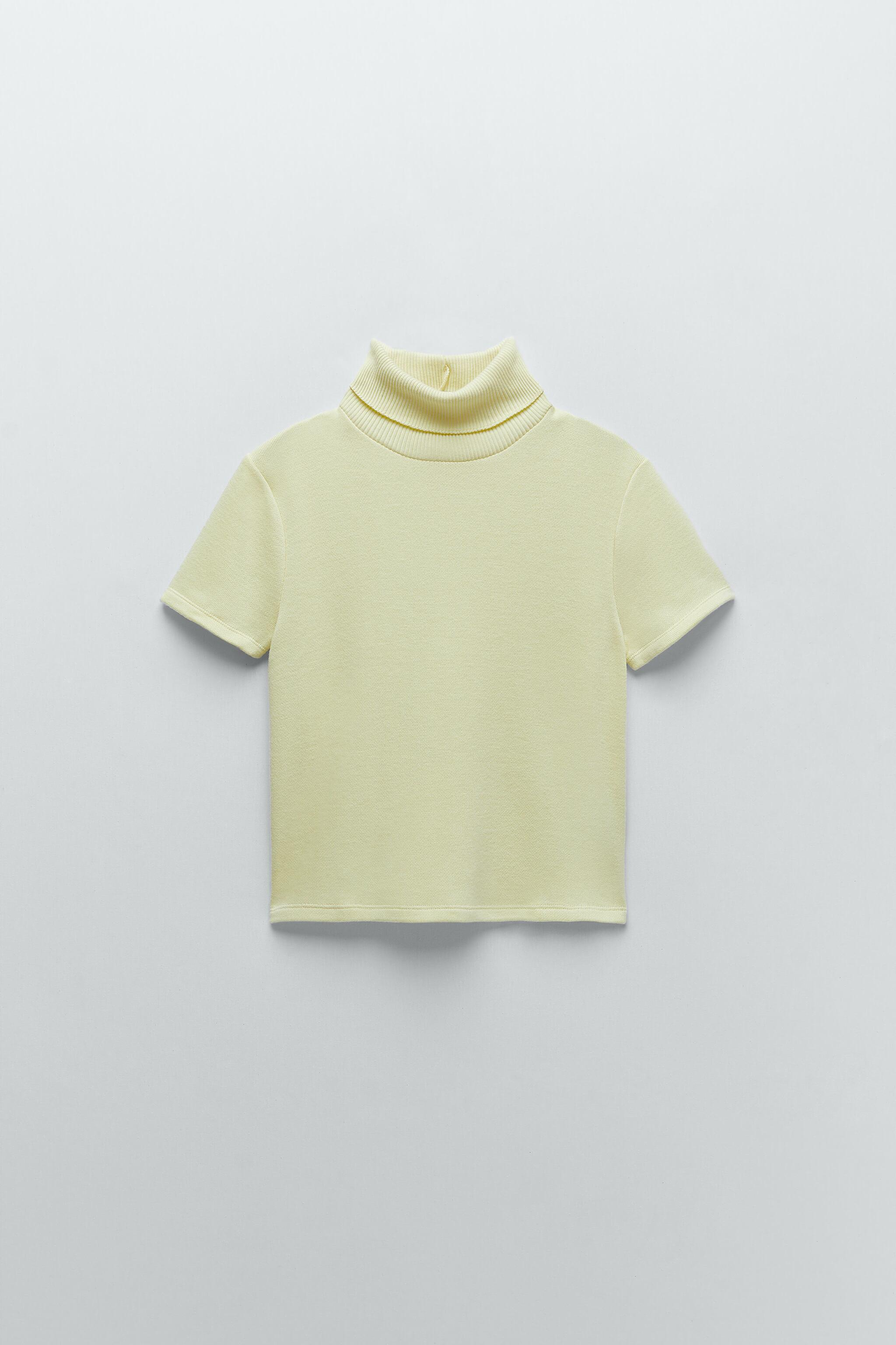 SOFT SHIRT WITH RIBBED COLLAR 3