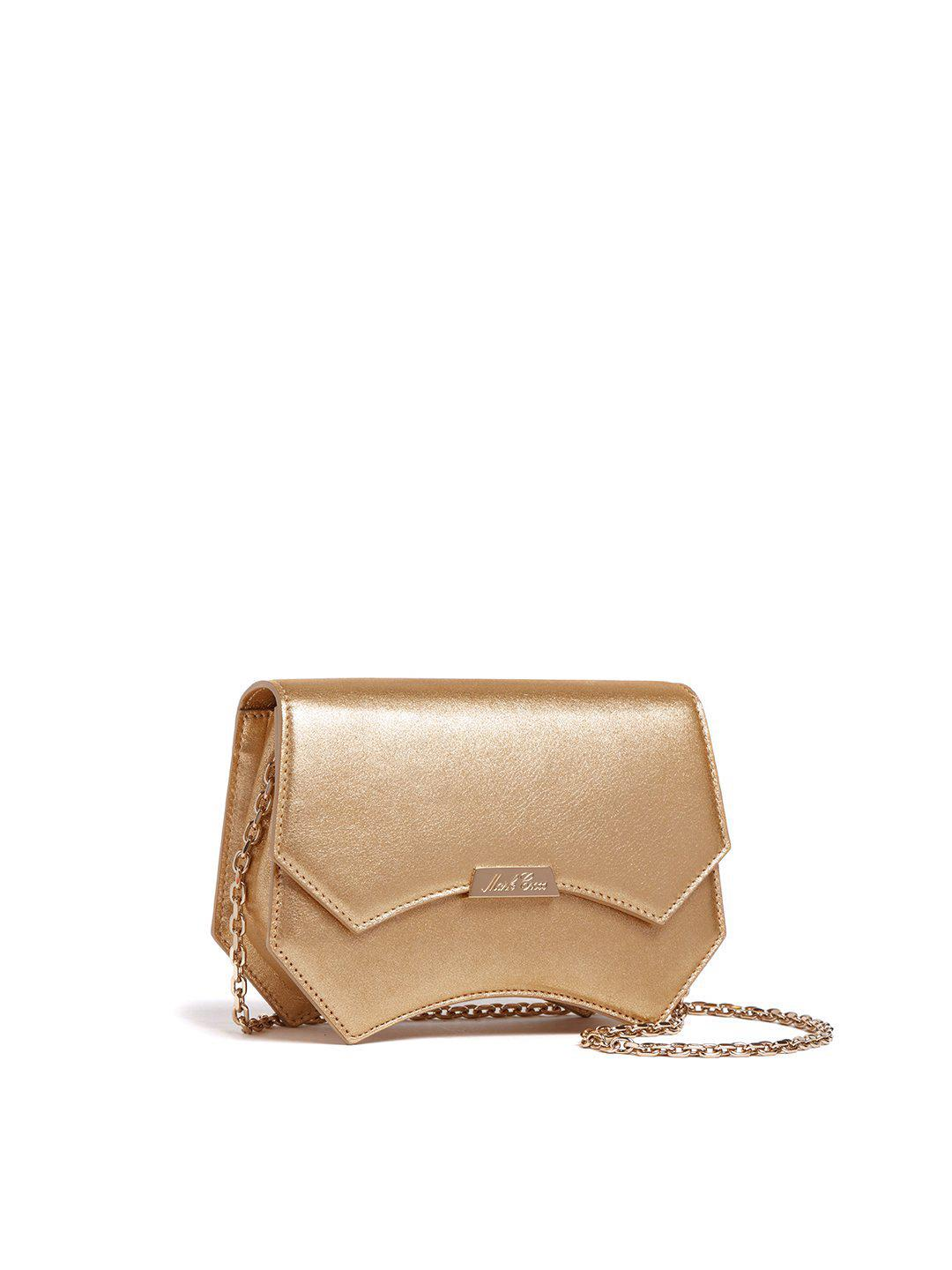 Madeline Evening Leather Clutch 4