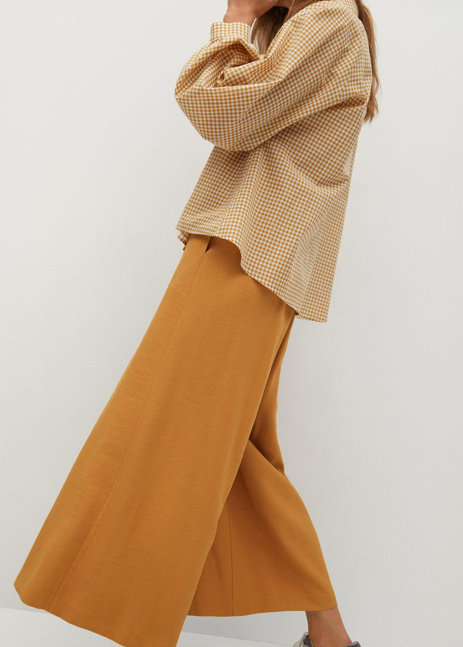 Culottes trousers 3