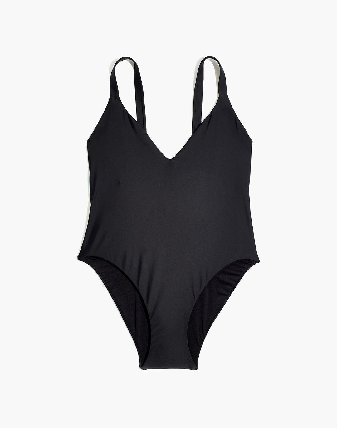 Madewell Second Wave Maillot One-Piece Swimsuit 3