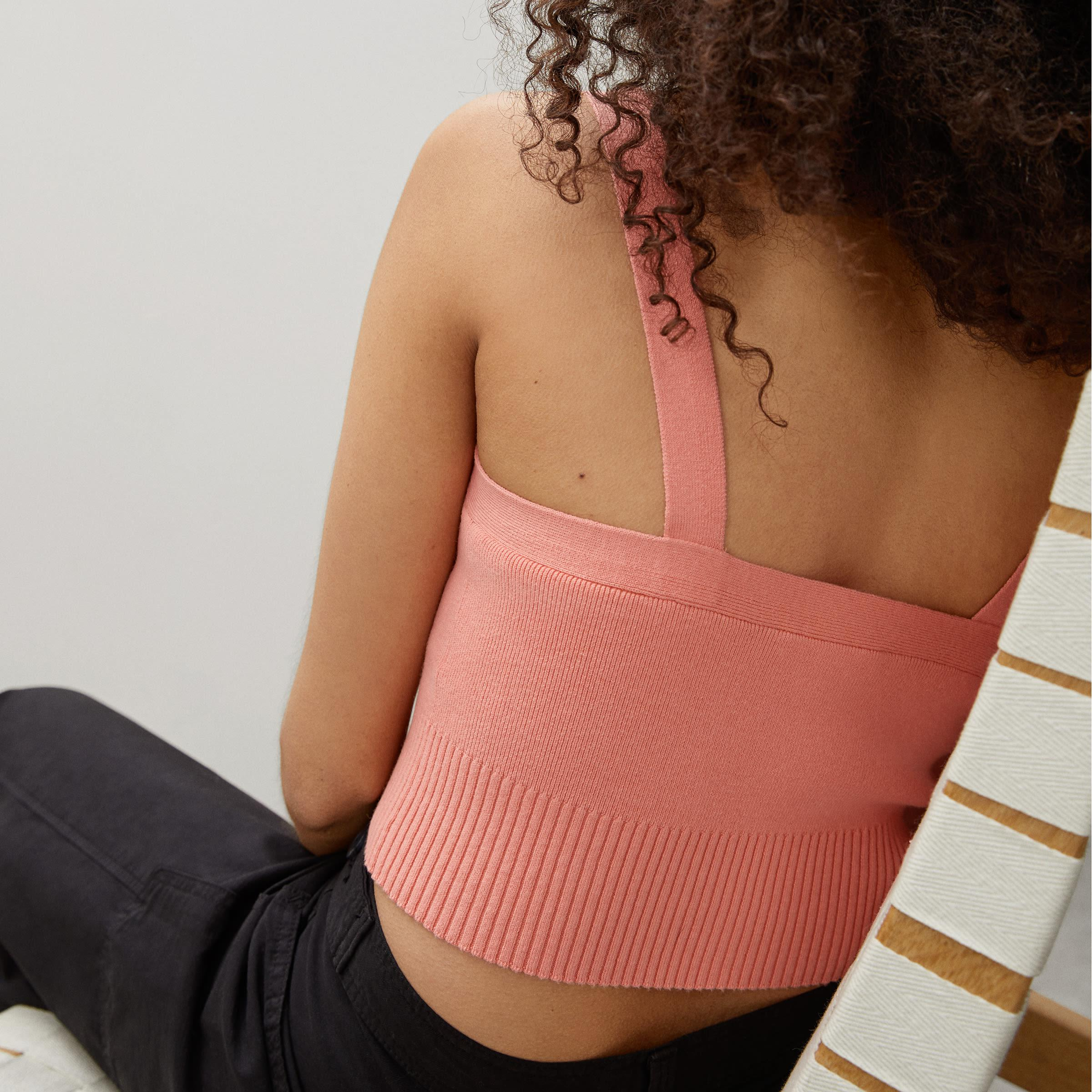 The Cropped Sweater Cami 3