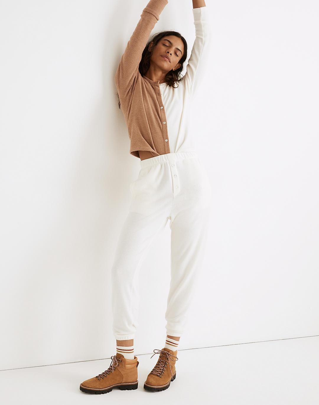 Donni Henley Sweater Pants