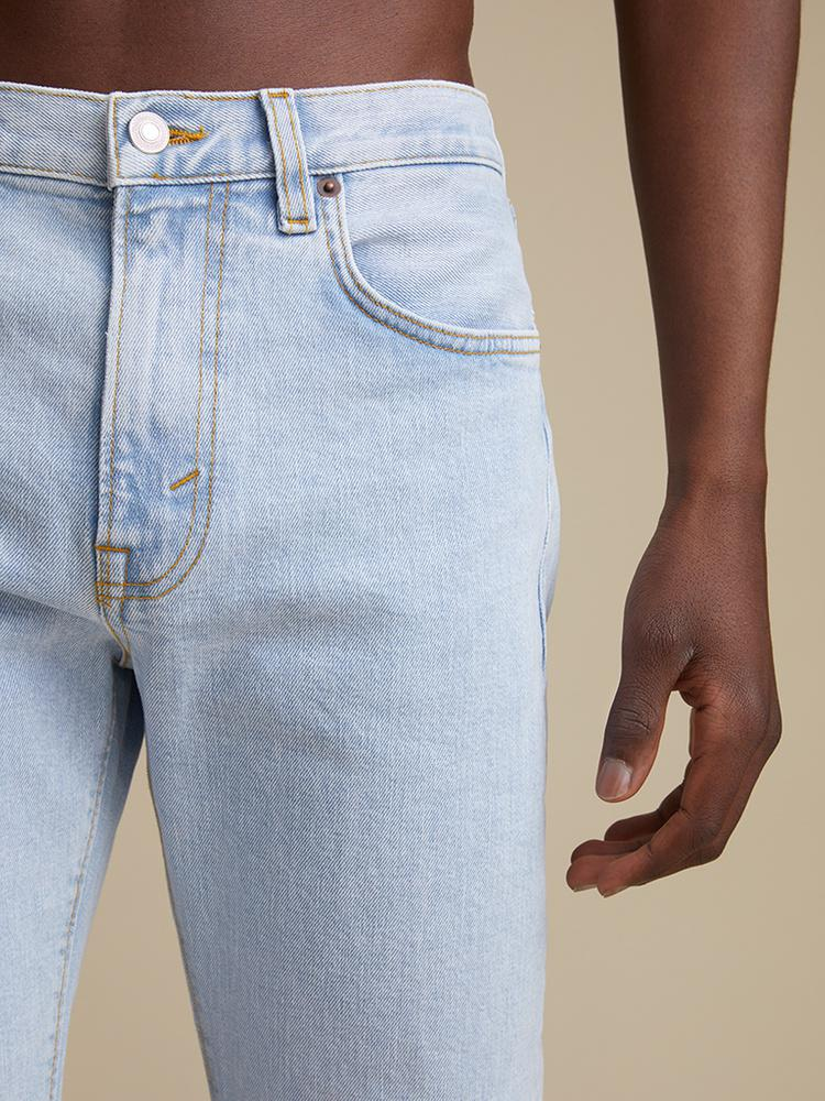 TM005 Tapered Jeans 3