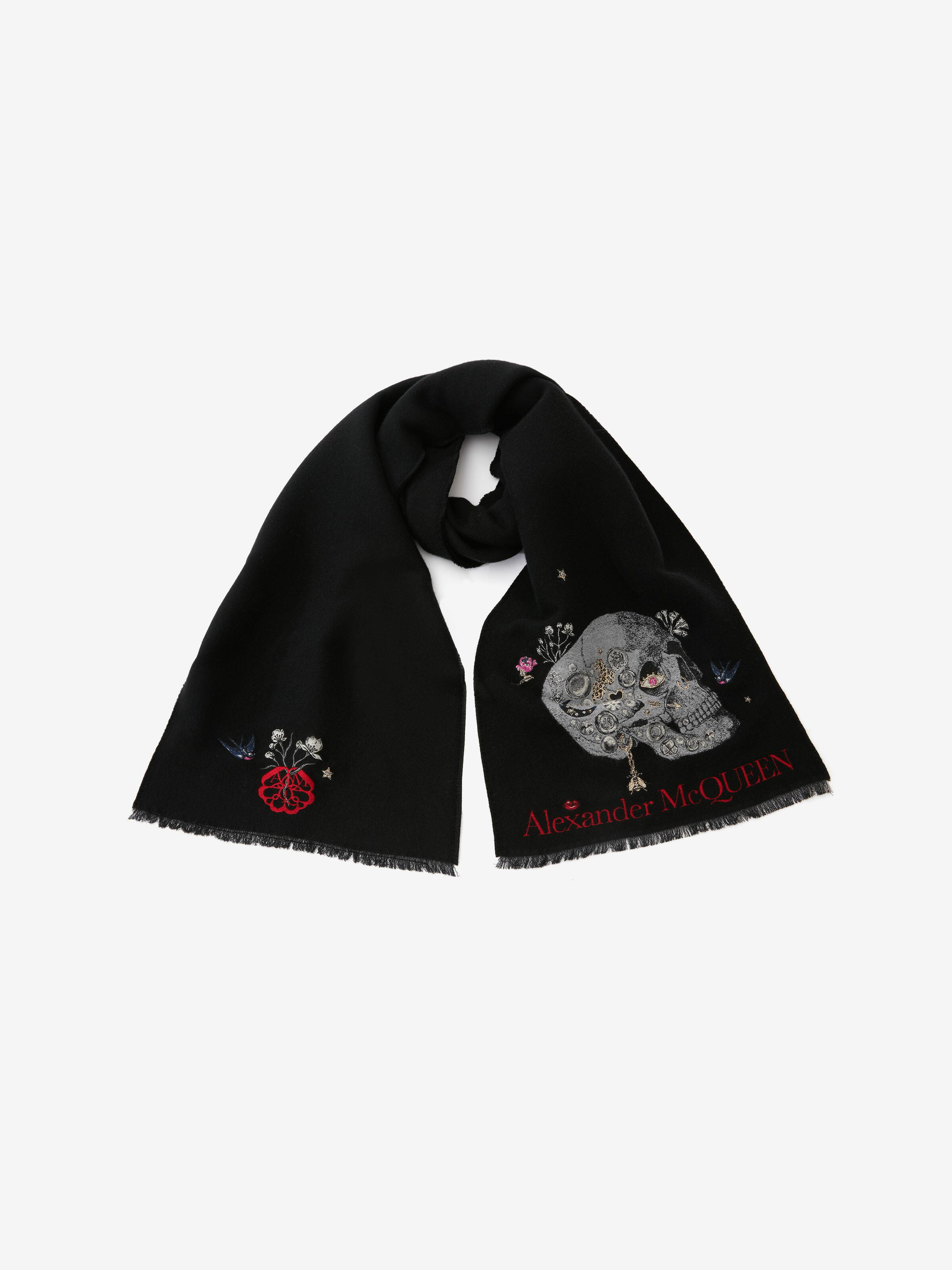 Brooches Monarch Scarf 2