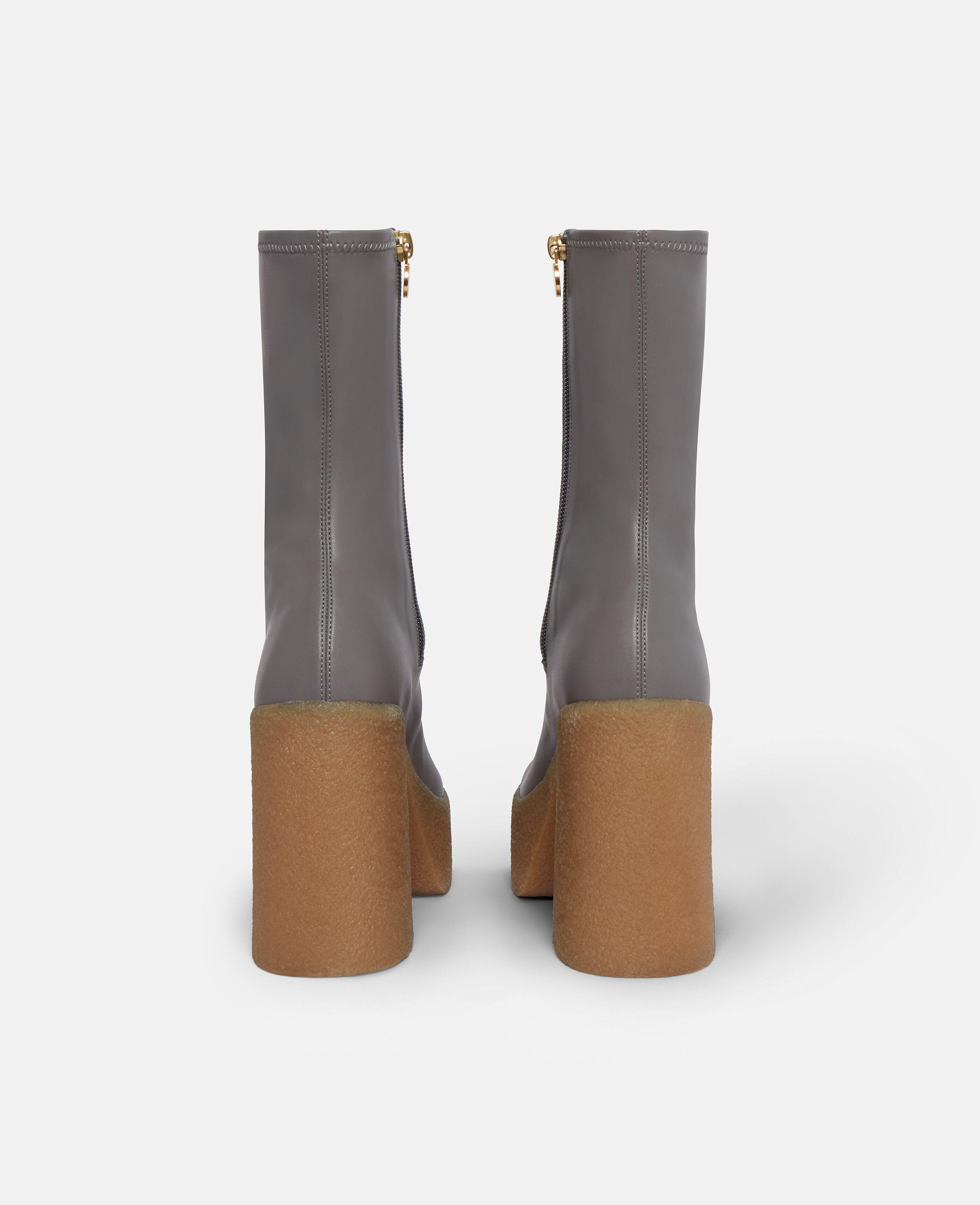 Chunky Ankle Boots 2