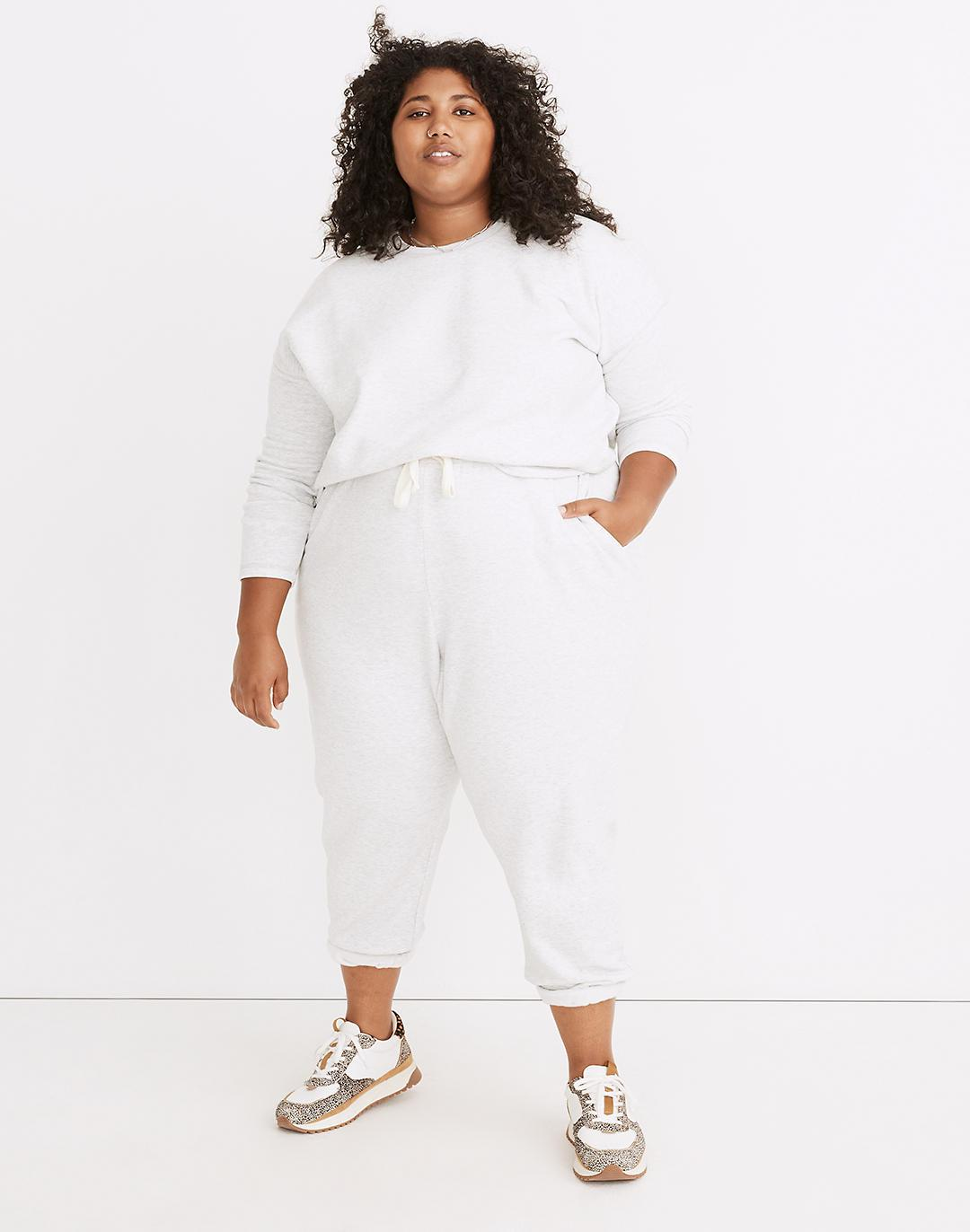 Plus MWL Superbrushed Easygoing Sweatpants 1